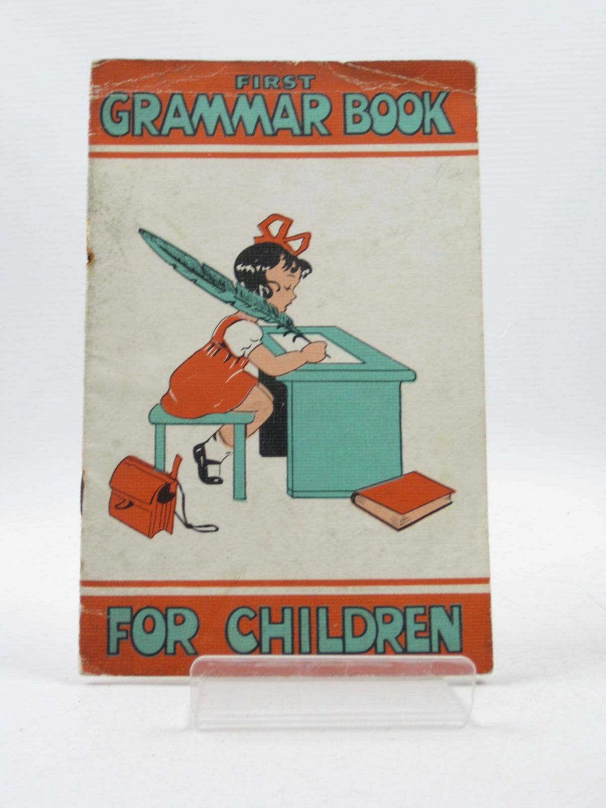 Photo of FIRST GRAMMAR BOOK FOR CHILDREN published by W. Walker & Sons (Associated) Ltd. (STOCK CODE: 1503175)  for sale by Stella & Rose's Books