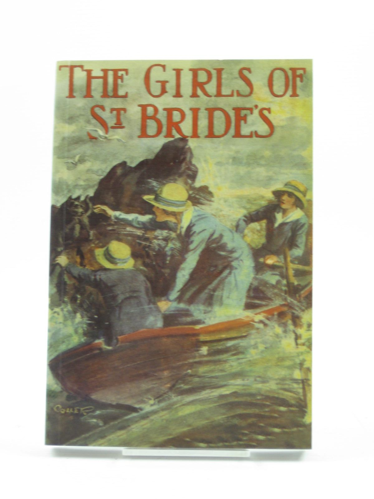 Photo of THE GIRLS OF ST. BRIDE'S written by Bruce, Dorita Fairlie illustrated by Coller, Henry published by Girls Gone By (STOCK CODE: 1503316)  for sale by Stella & Rose's Books