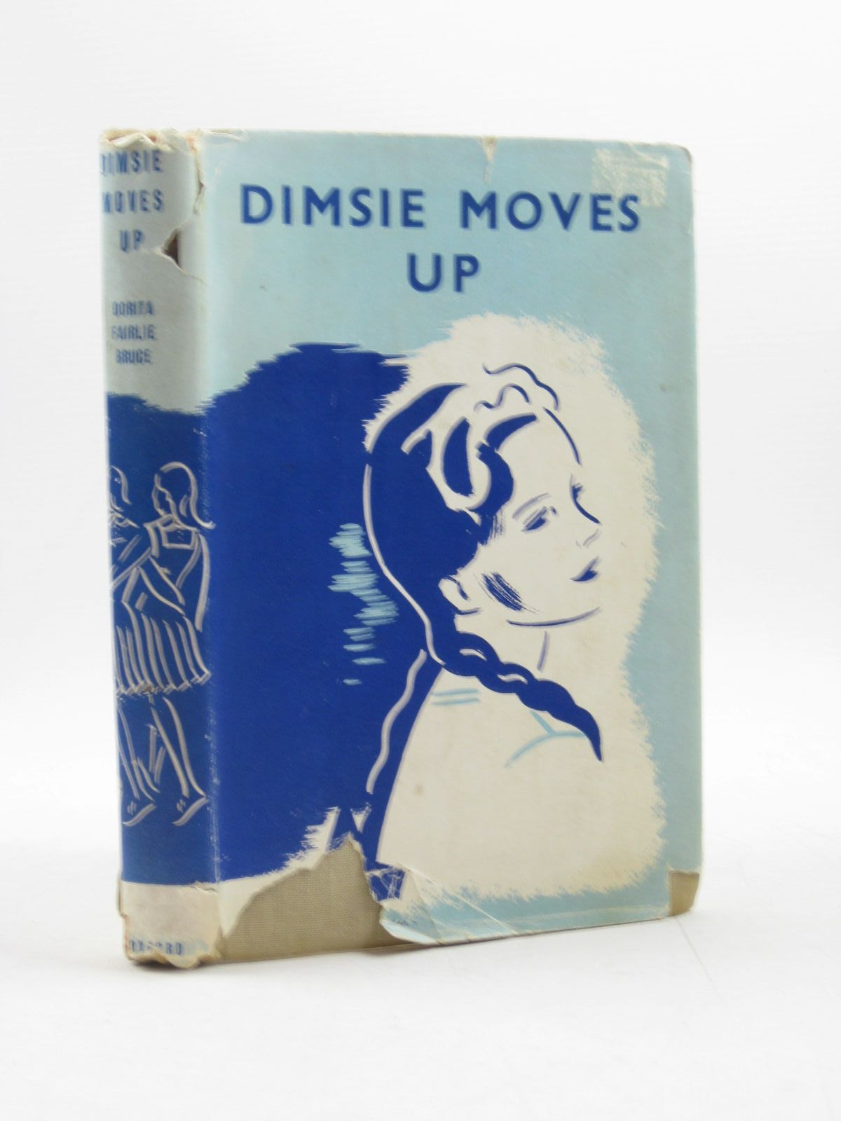 Photo of DIMSIE MOVES UP