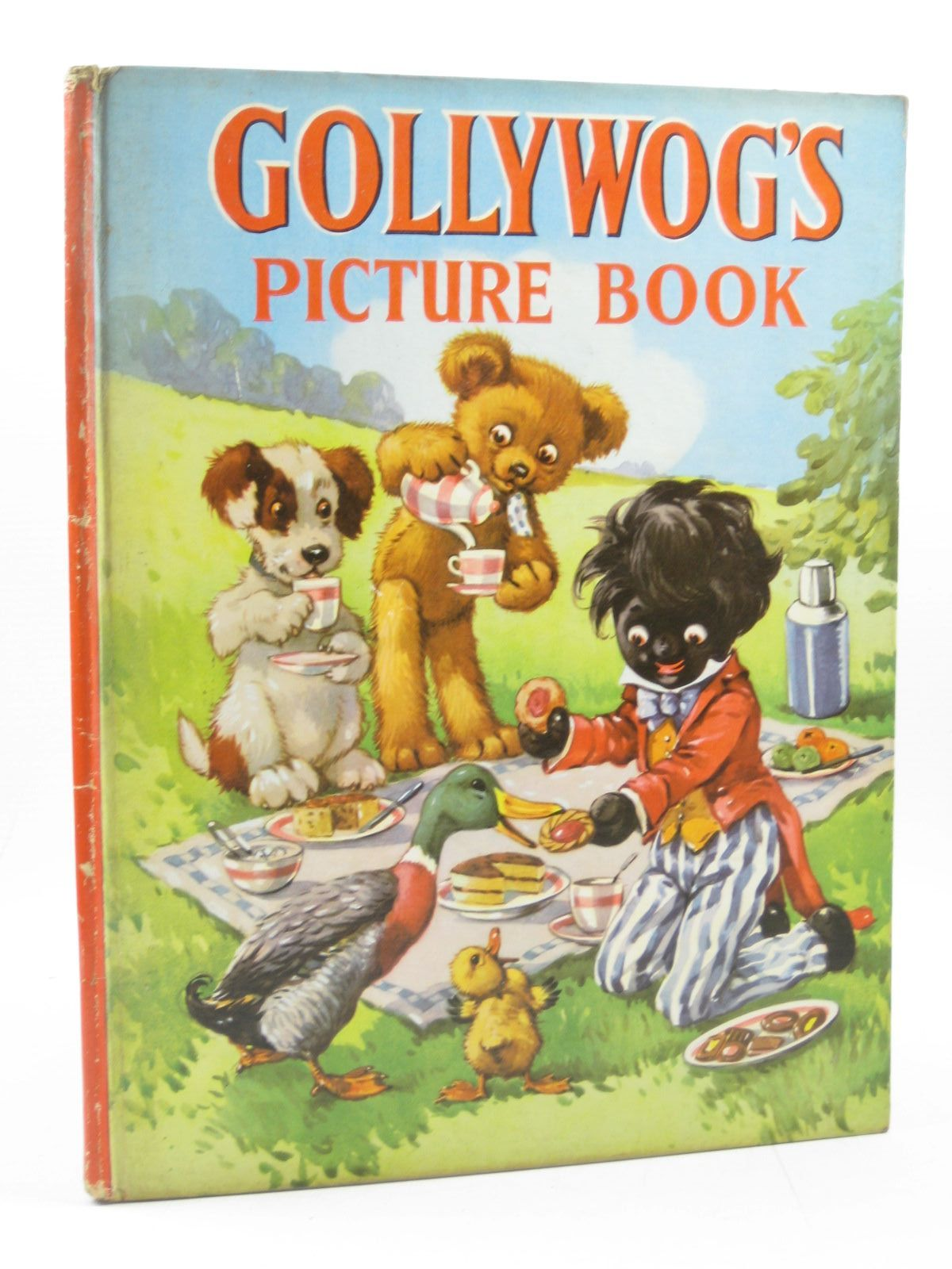 Photo of GOLLYWOG'S PICTURE BOOK