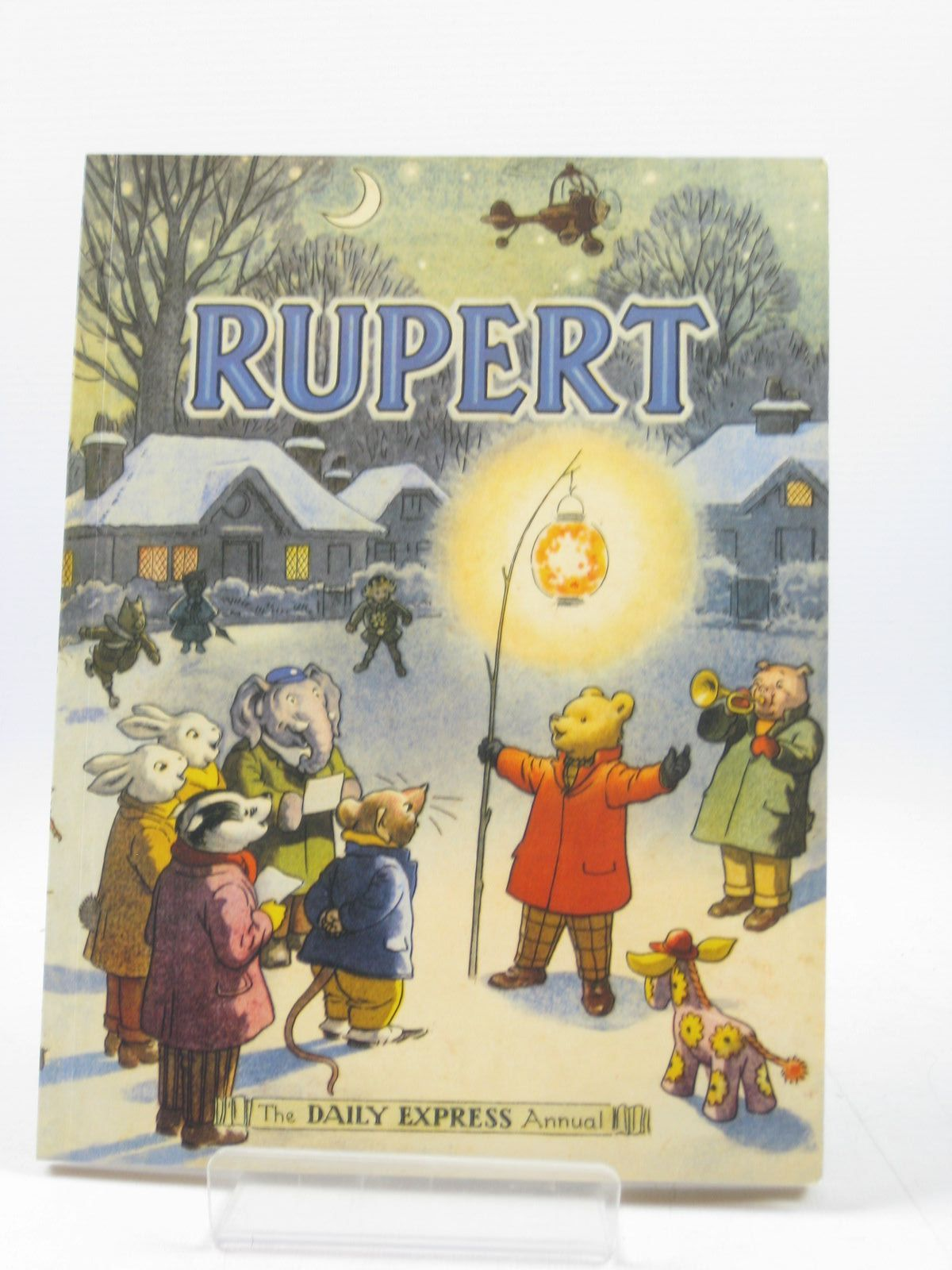Photo of RUPERT ANNUAL 1949 (FACSIMILE) written by Bestall, Alfred illustrated by Bestall, Alfred published by Pedigree Books Limited (STOCK CODE: 1503478)  for sale by Stella & Rose's Books
