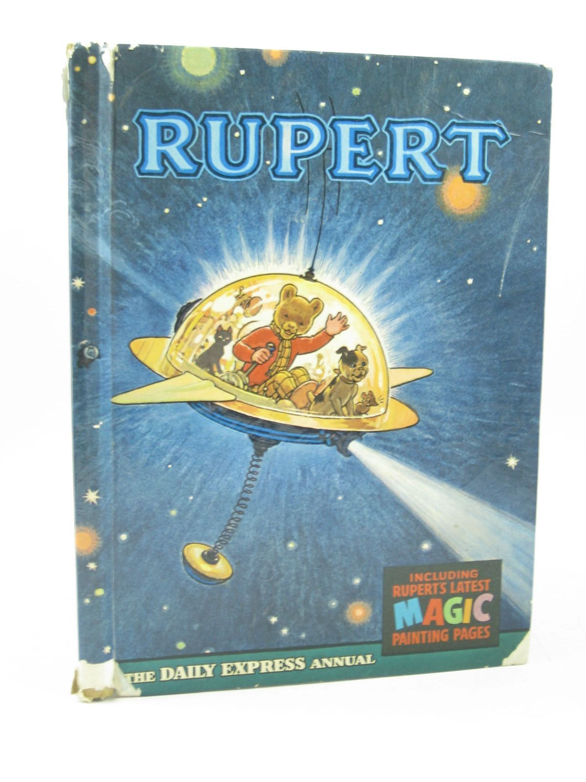 Photo of RUPERT ANNUAL 1966 written by Bestall, Alfred illustrated by Bestall, Alfred published by Daily Express (STOCK CODE: 1503530)  for sale by Stella & Rose's Books