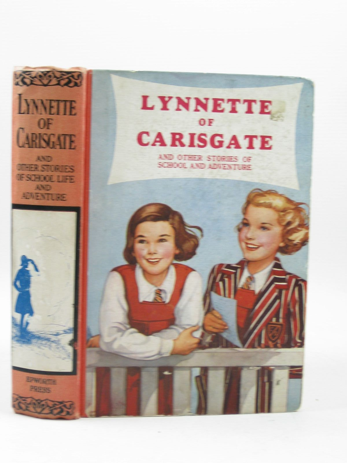 Photo of LYNNETTE OF CARISGATE written by Ireland, Doreen<br />Canham, Doris published by The Epworth Press (STOCK CODE: 1503616)  for sale by Stella & Rose's Books