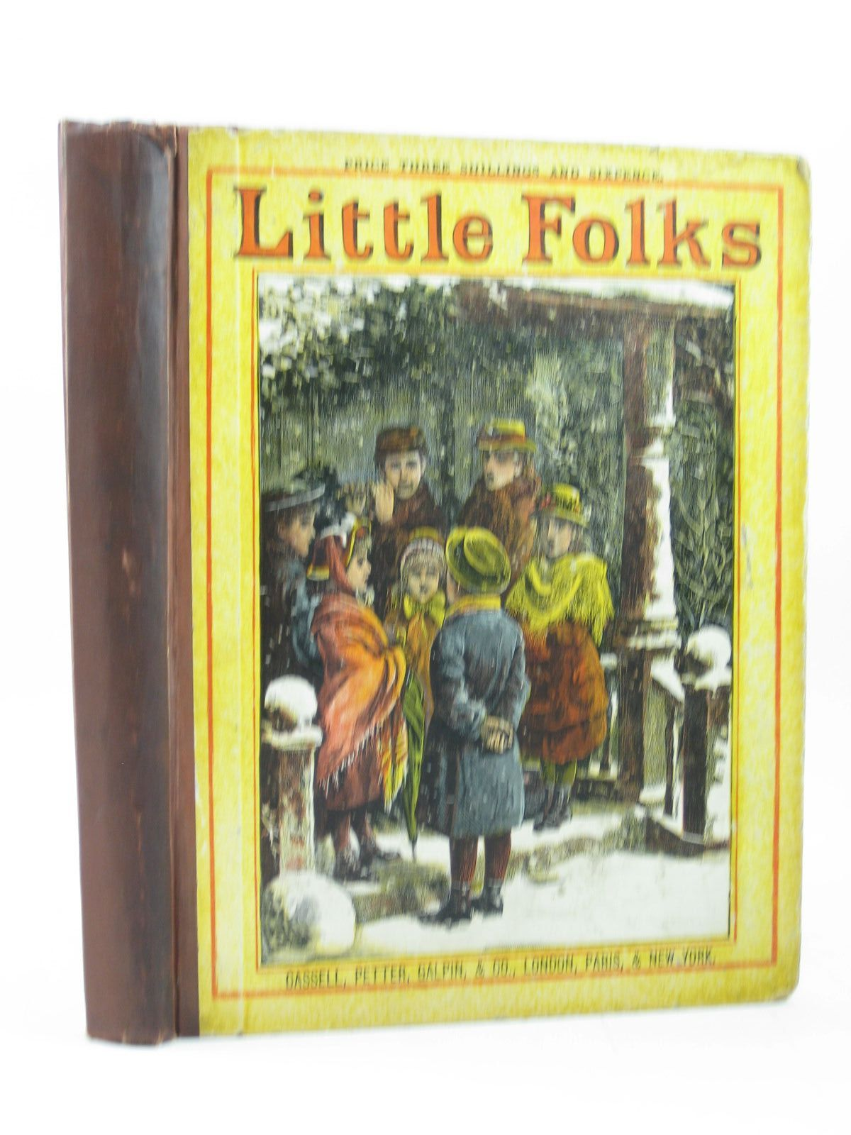 Photo of LITTLE FOLKS published by Cassell, Petter, Galpin & Co. (STOCK CODE: 1503655)  for sale by Stella & Rose's Books