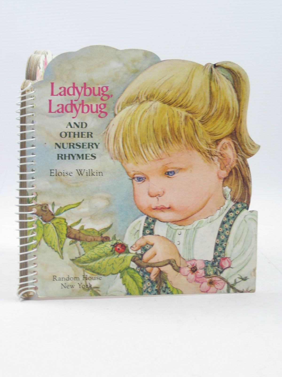 Photo of LADYBUG, LADYBUG AND OTHER NURSERY RHYMES illustrated by Wilkin, Eloise published by Random House (STOCK CODE: 1503722)  for sale by Stella & Rose's Books