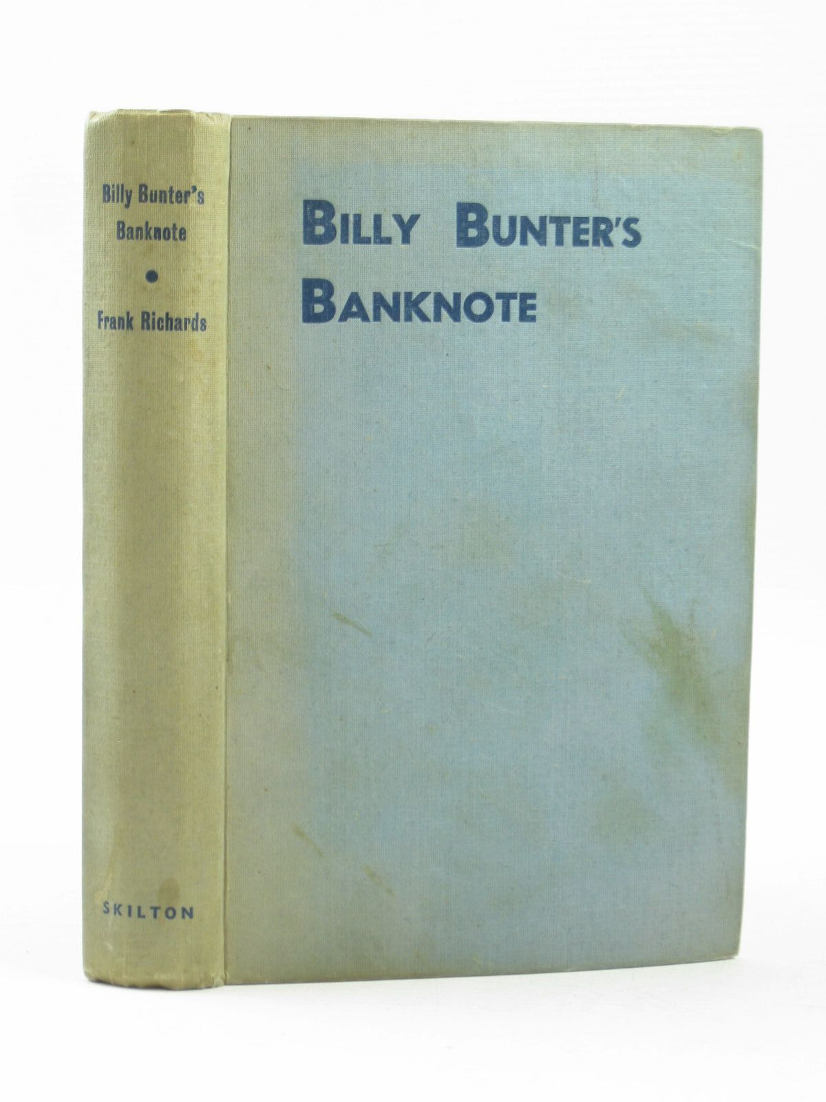 Photo of BILLY BUNTER'S BANKNOTE