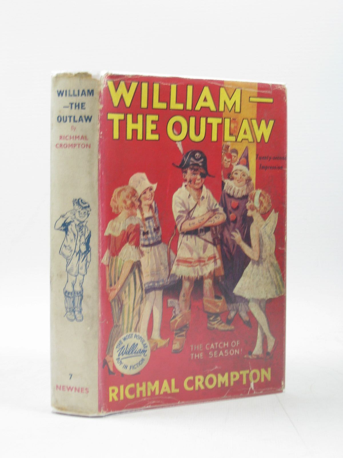 Photo of WILLIAM THE OUTLAW