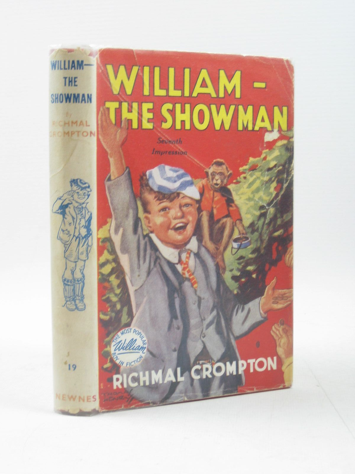 Photo of WILLIAM THE SHOWMAN