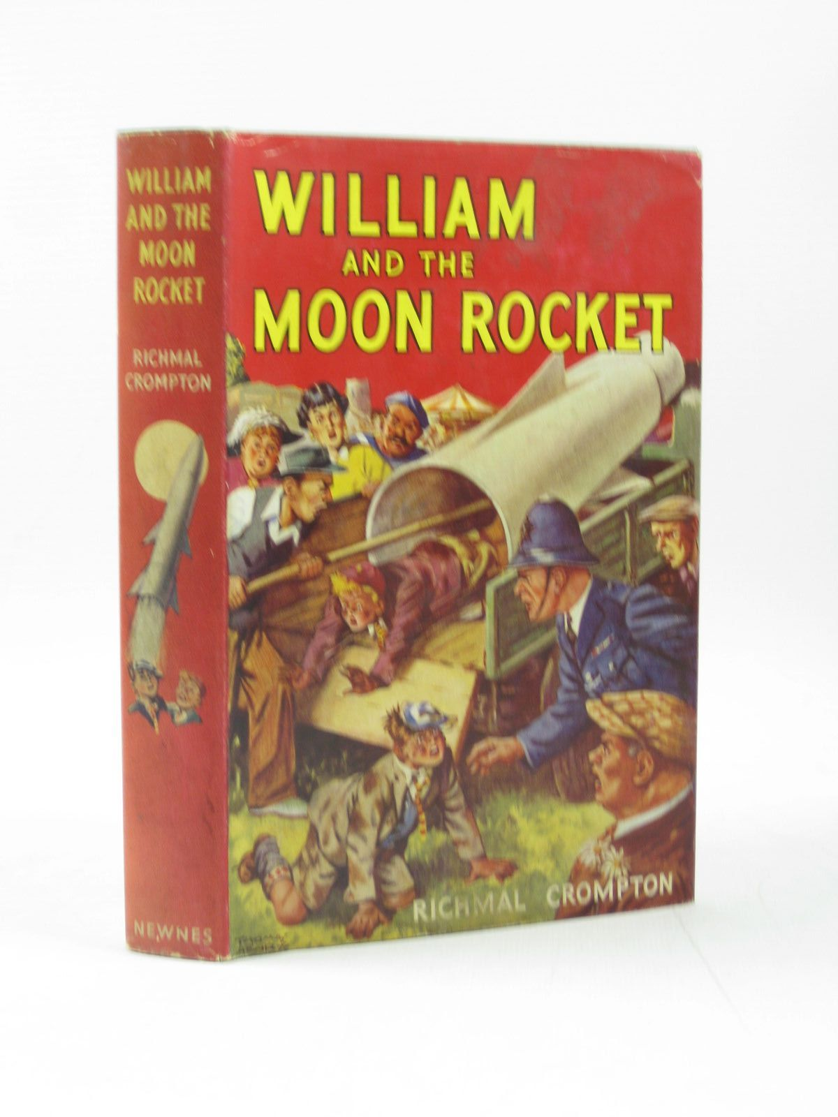 Photo of WILLIAM AND THE MOON ROCKET