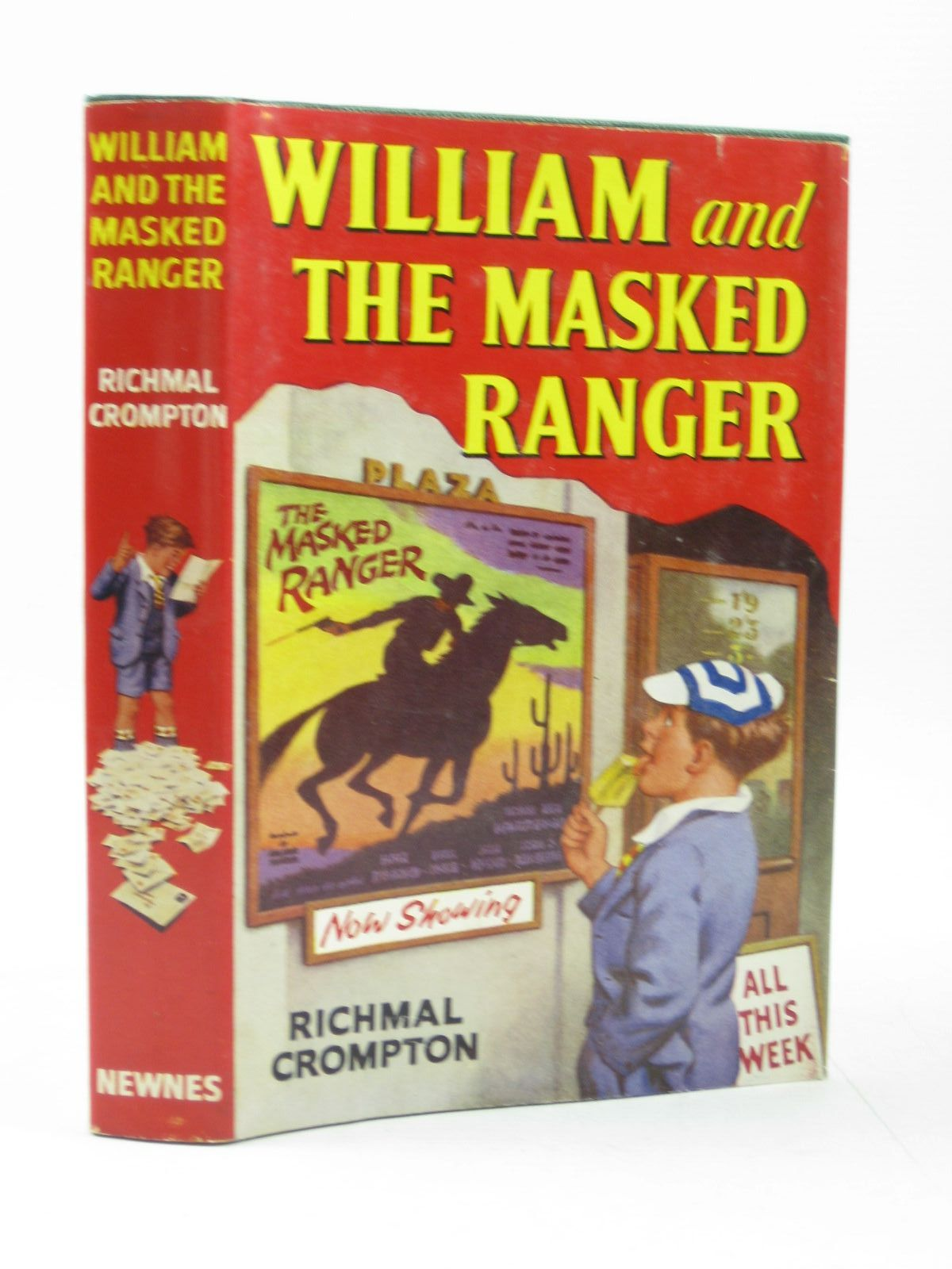 Photo of WILLIAM AND THE MASKED RANGER