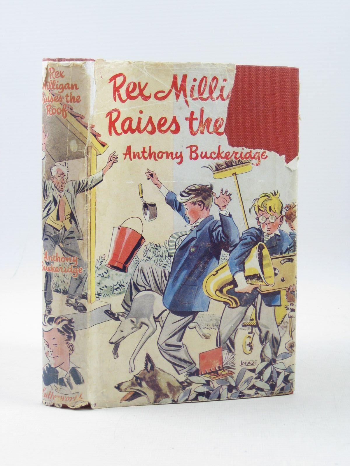 Photo of REX MILLIGAN RAISES THE ROOF