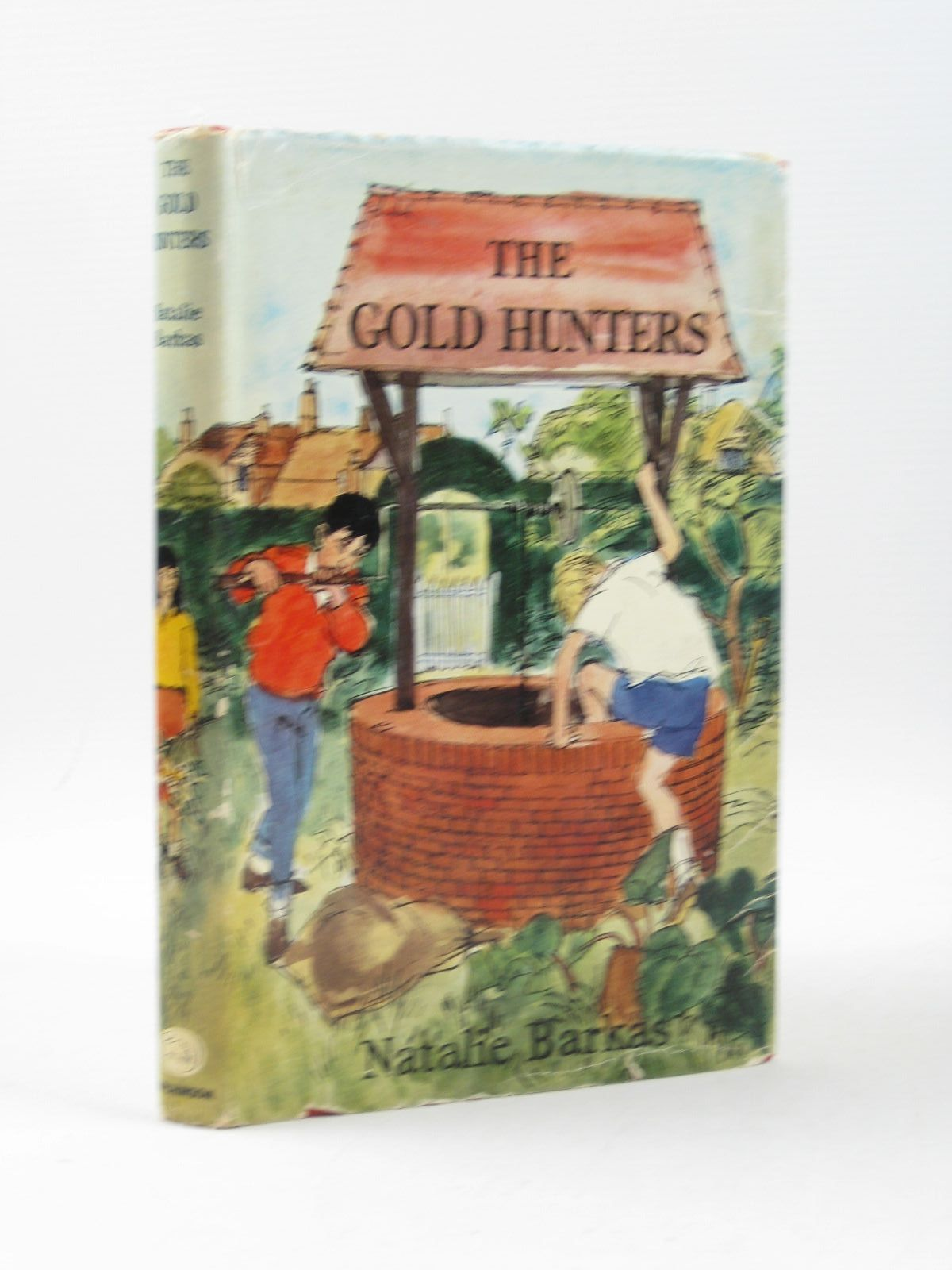 Photo of THE GOLD HUNTERS written by Barkas, Natalie published by Hutchinson of London (STOCK CODE: 1503879)  for sale by Stella & Rose's Books