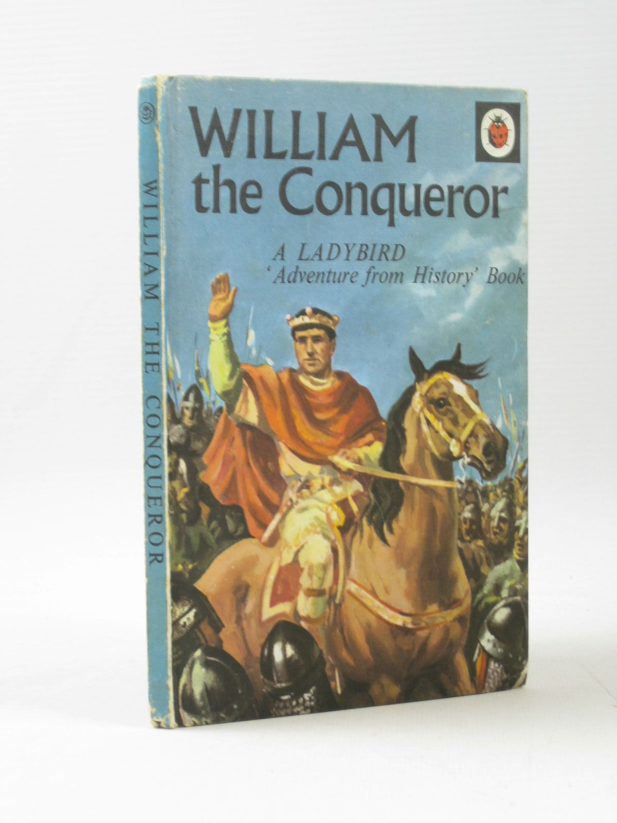 the life and adventures of william the conqueror (7) william the conqueror, confession on his on his deathbed (september, 1087) i tremble my friends/ when i reflect on the grievous sins which burden my conscience, and now, about to be summoned before the awful tribunal of god, i know not what i ought to do i was bred to arms from my childhood, and am stained from the rivers of blood i have.