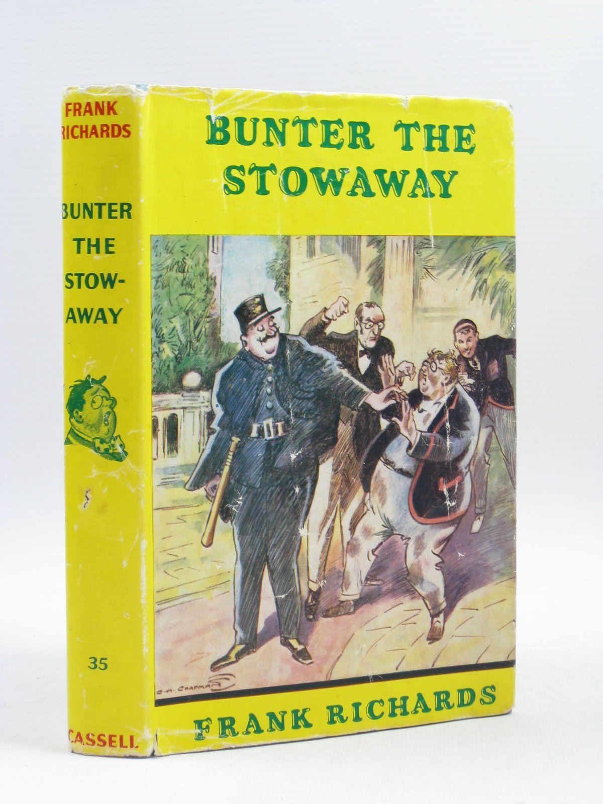 Photo of BUNTER THE STOWAWAY