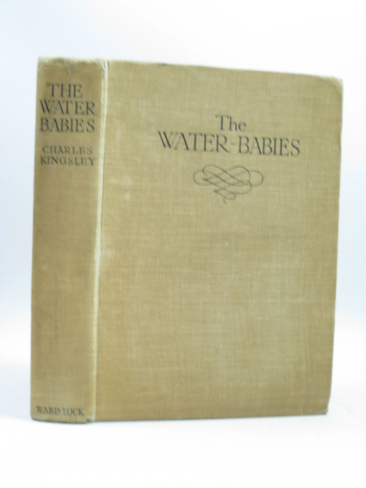 Photo of THE WATER BABIES written by Kingsley, Charles illustrated by Theaker, Harry G. published by Ward, Lock & Co. Ltd. (STOCK CODE: 1504096)  for sale by Stella & Rose's Books