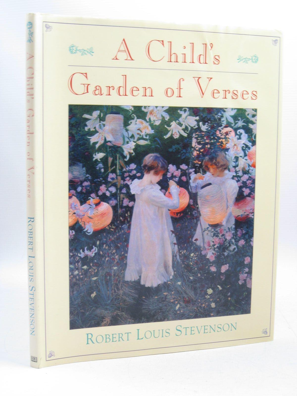 A Child 39 S Garden Of Verses Written By Stevenson Robert Louis Stock Code 1501241 Stella