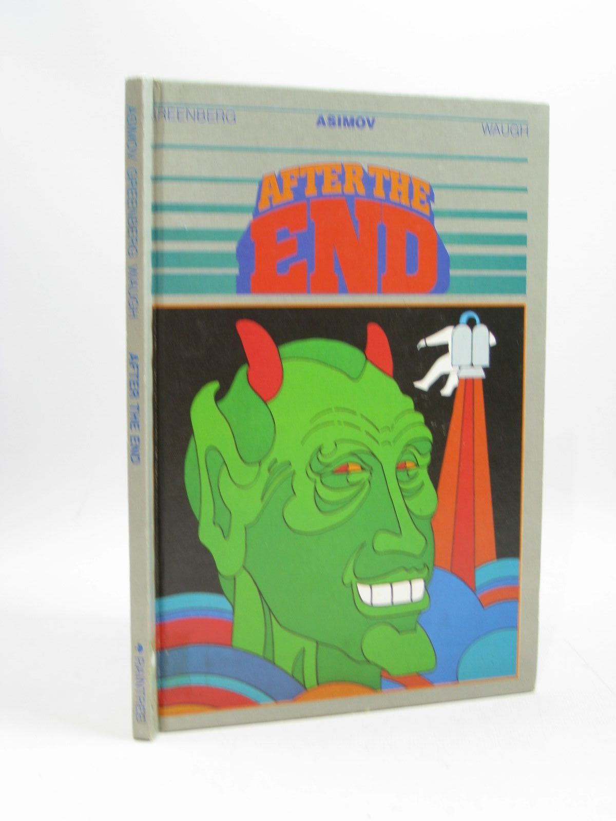 Photo of AFTER THE END written by Asimov, Isaac<br />Greenburg, Martin Harry<br />Waugh, Charles illustrated by Vaccarello, Paul published by Raintree Publishers (STOCK CODE: 1504205)  for sale by Stella & Rose's Books