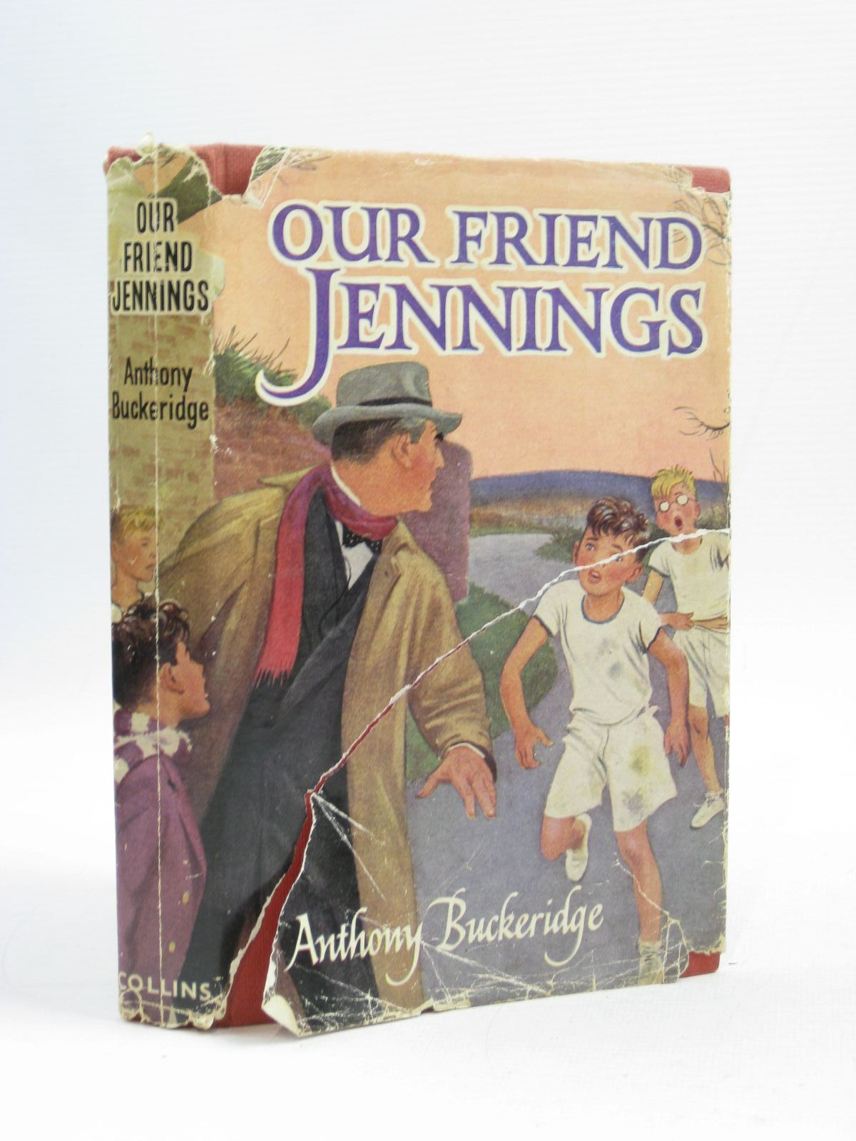 Photo of OUR FRIEND JENNINGS