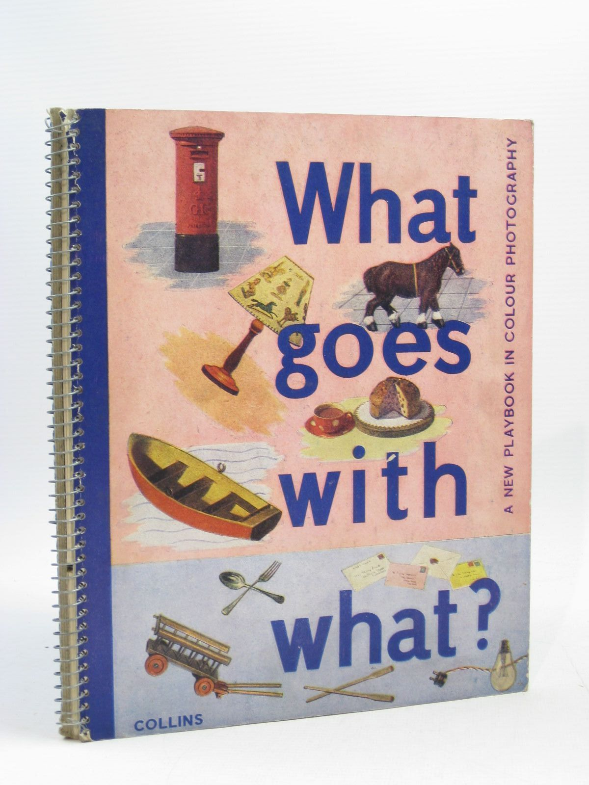 Photo of WHAT GOES WITH WHAT published by Adprint Ltd. (STOCK CODE: 1504356)  for sale by Stella & Rose's Books