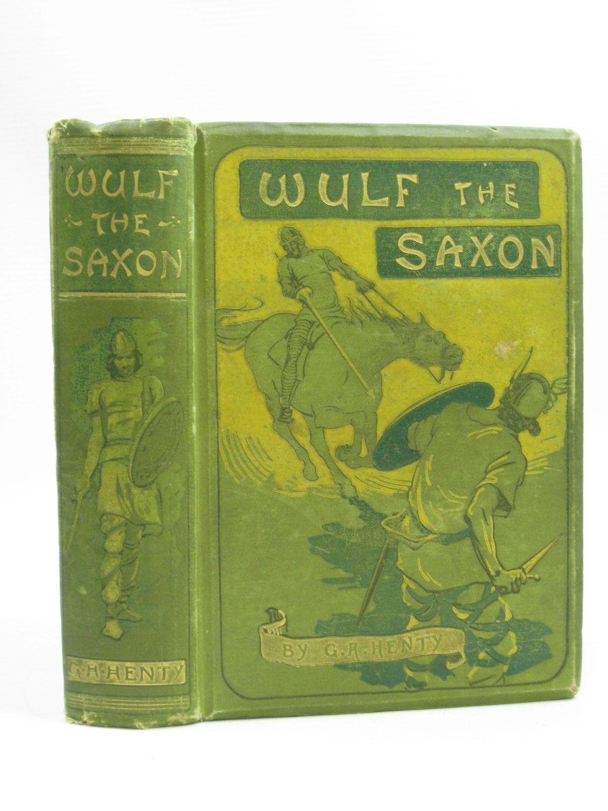 Photo of WULF THE SAXON