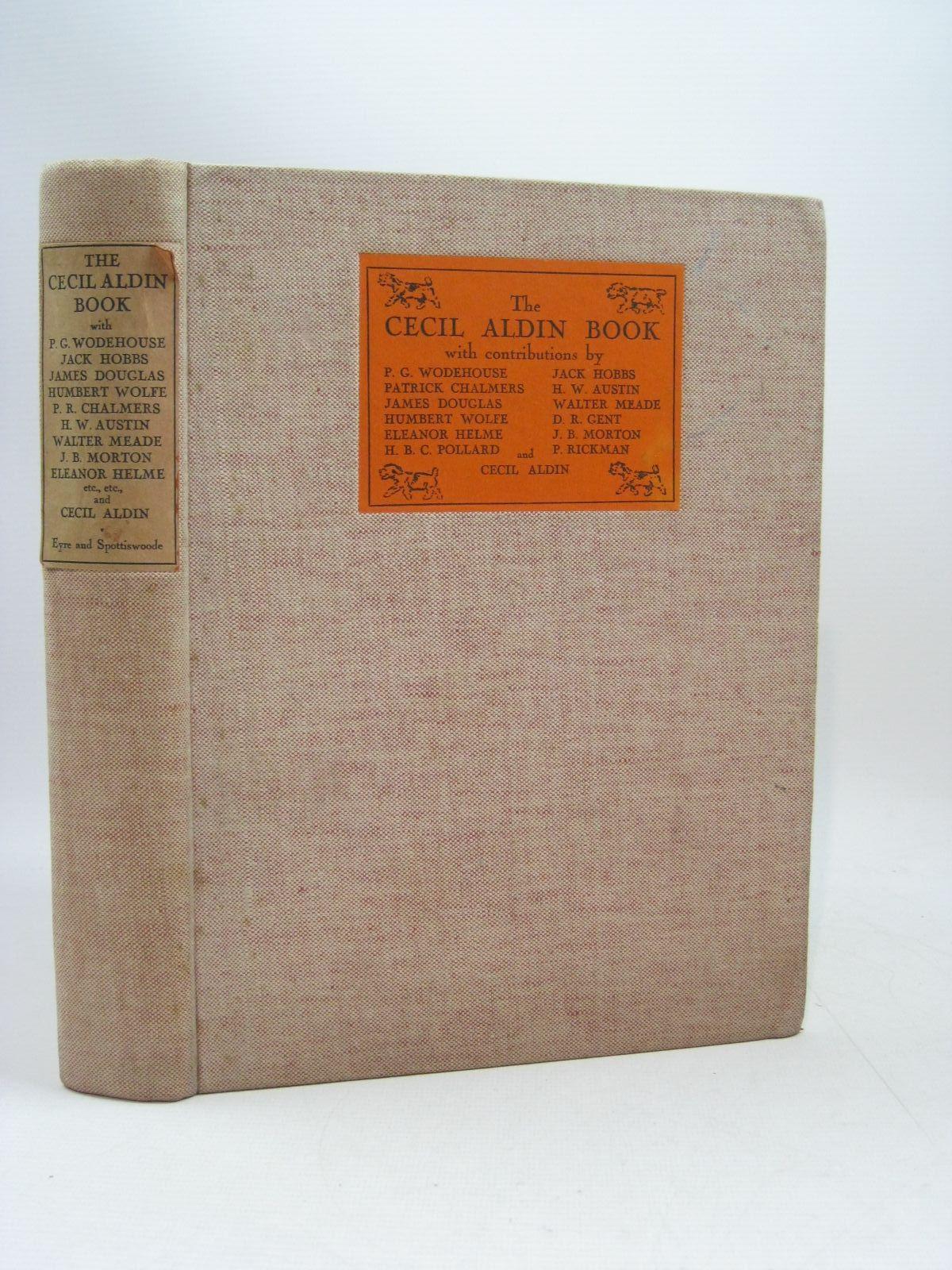 Photo of THE CECIL ALDIN BOOK