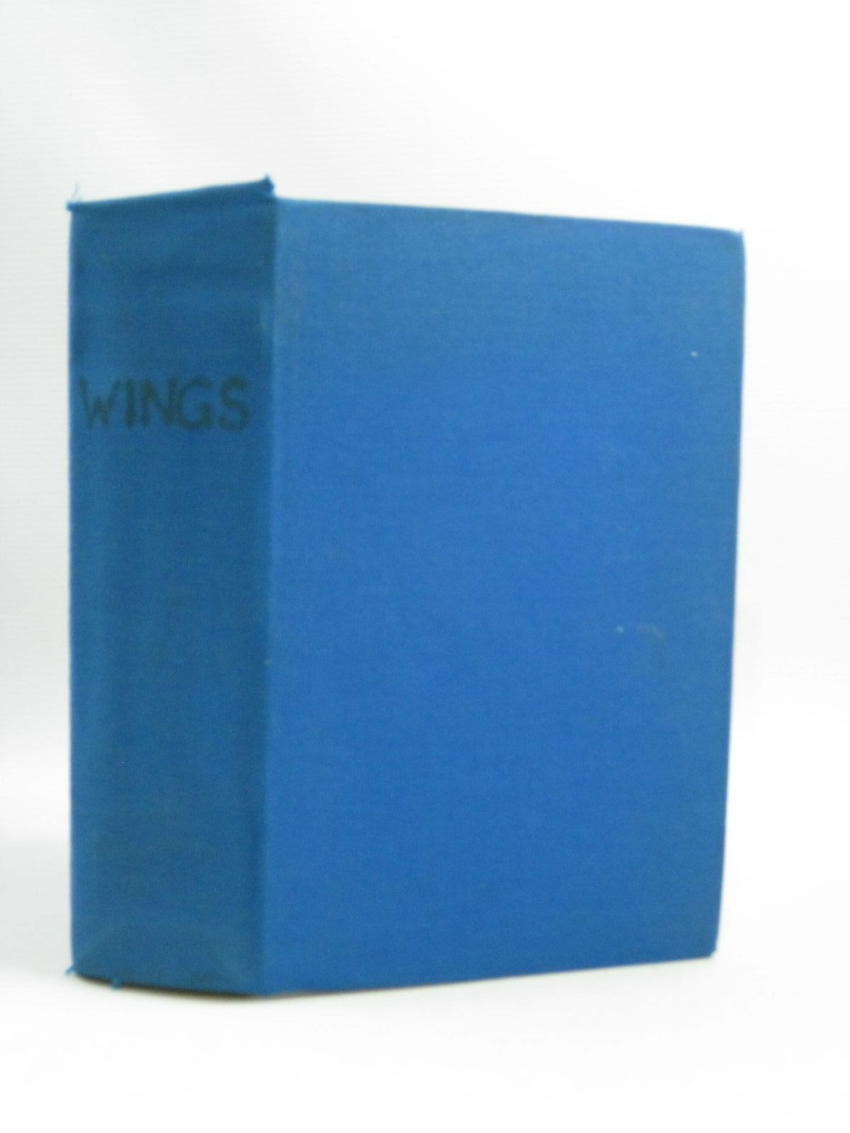 Photo of WINGS FLYING THRILLS written by Johns, W.E.<br />Whitehouse, Arch<br />et al, published by John Hamilton Ltd. (STOCK CODE: 1504880)  for sale by Stella & Rose's Books