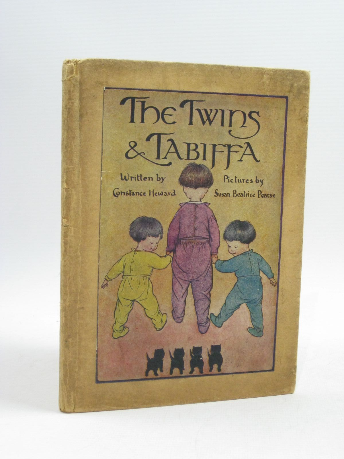 Photo of THE TWINS AND TABIFFA written by Heward, Constance illustrated by Pearse, S.B. published by George G. Harrap & Co. Ltd. (STOCK CODE: 1504931)  for sale by Stella & Rose's Books