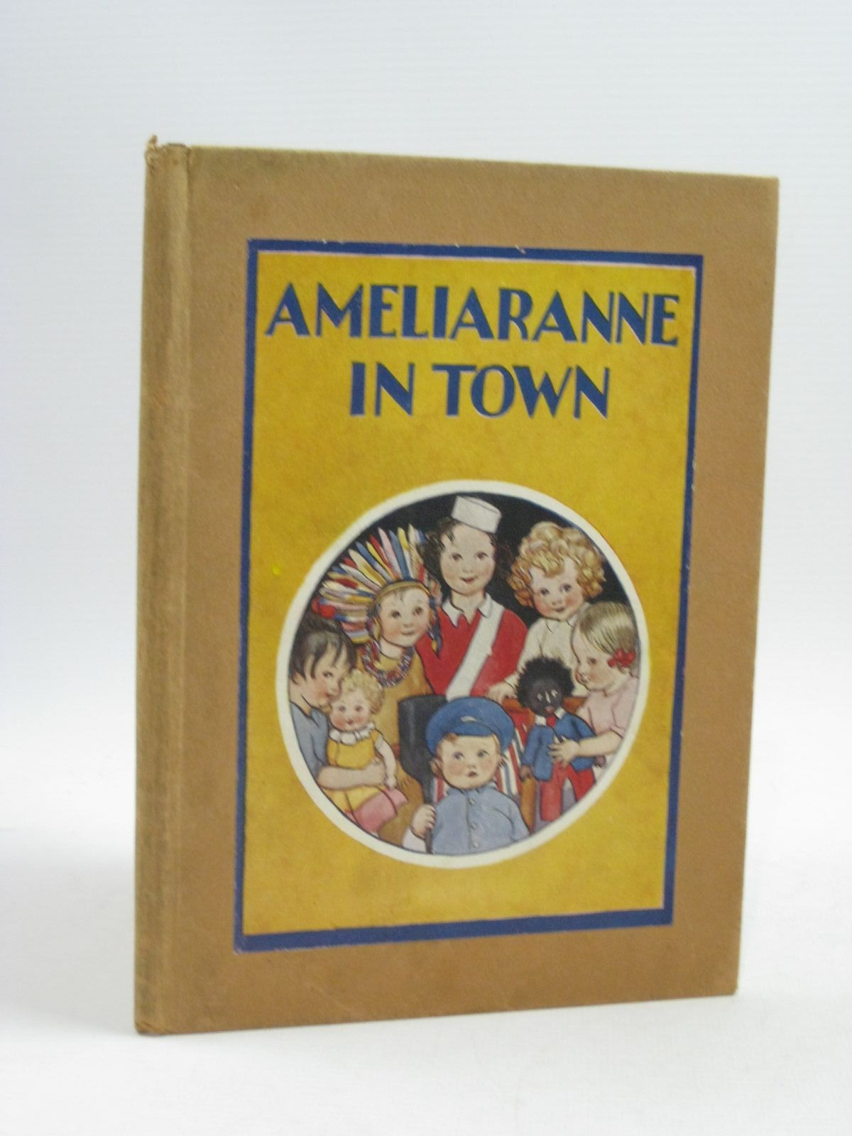 Photo of AMELIARANNE IN TOWN written by Joan, Natalie illustrated by Pearse, S.B. published by George G. Harrap & Co. Ltd. (STOCK CODE: 1504936)  for sale by Stella & Rose's Books