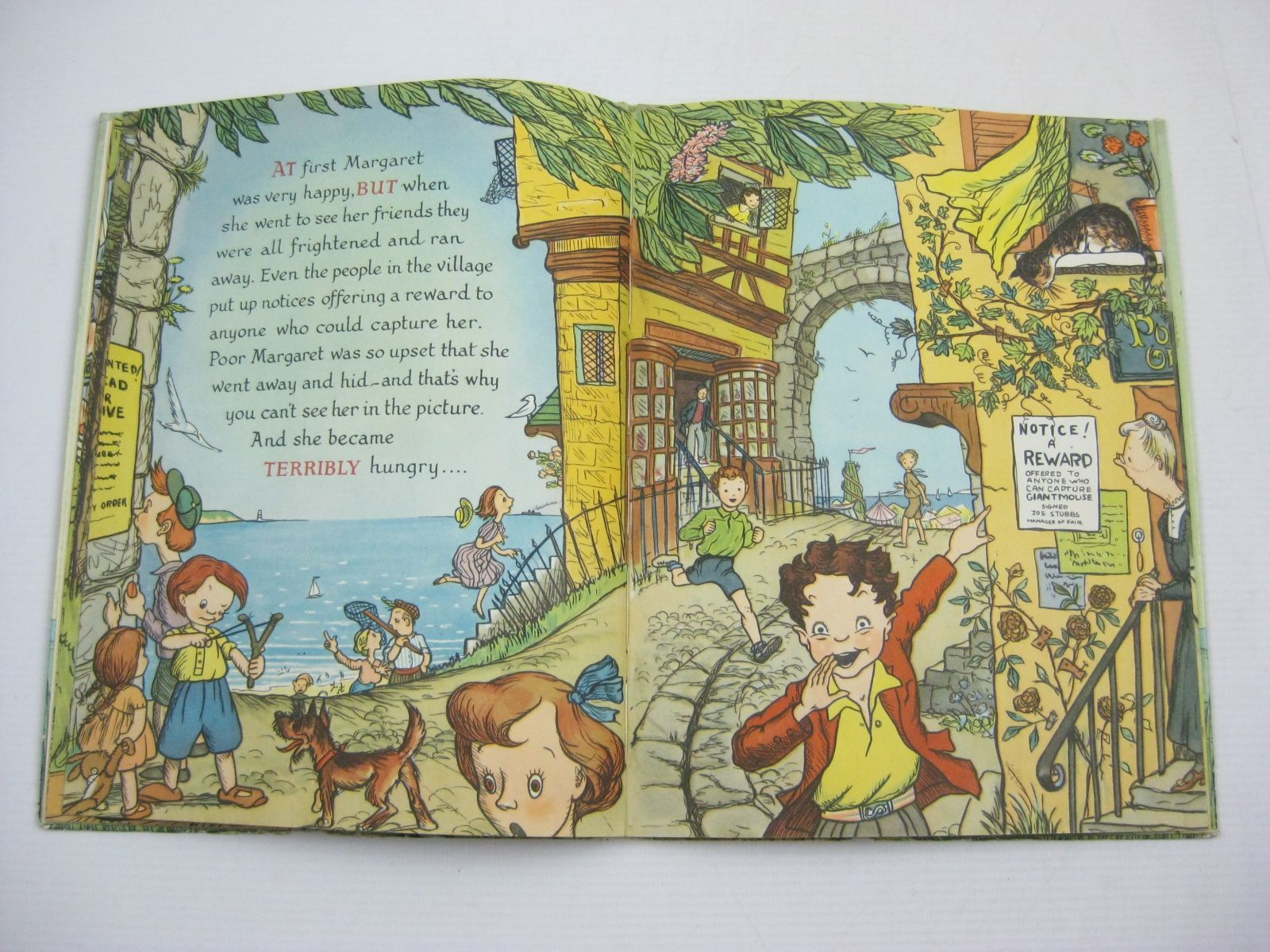Photo of THE STORY OF MARGARET FIELD-MOUSE written by Cam,  illustrated by Cam,  published by John Lane The Bodley Head (STOCK CODE: 1504974)  for sale by Stella & Rose's Books