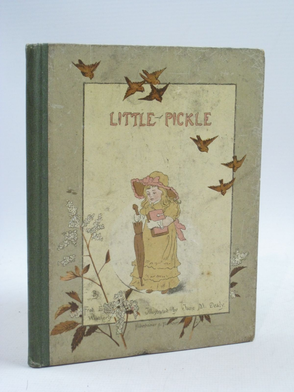 Photo of LITTLE PICKLE written by Weatherly, F.E. illustrated by Dealy, Jane M. published by Hildesheimer & Faulkner (STOCK CODE: 1505169)  for sale by Stella & Rose's Books