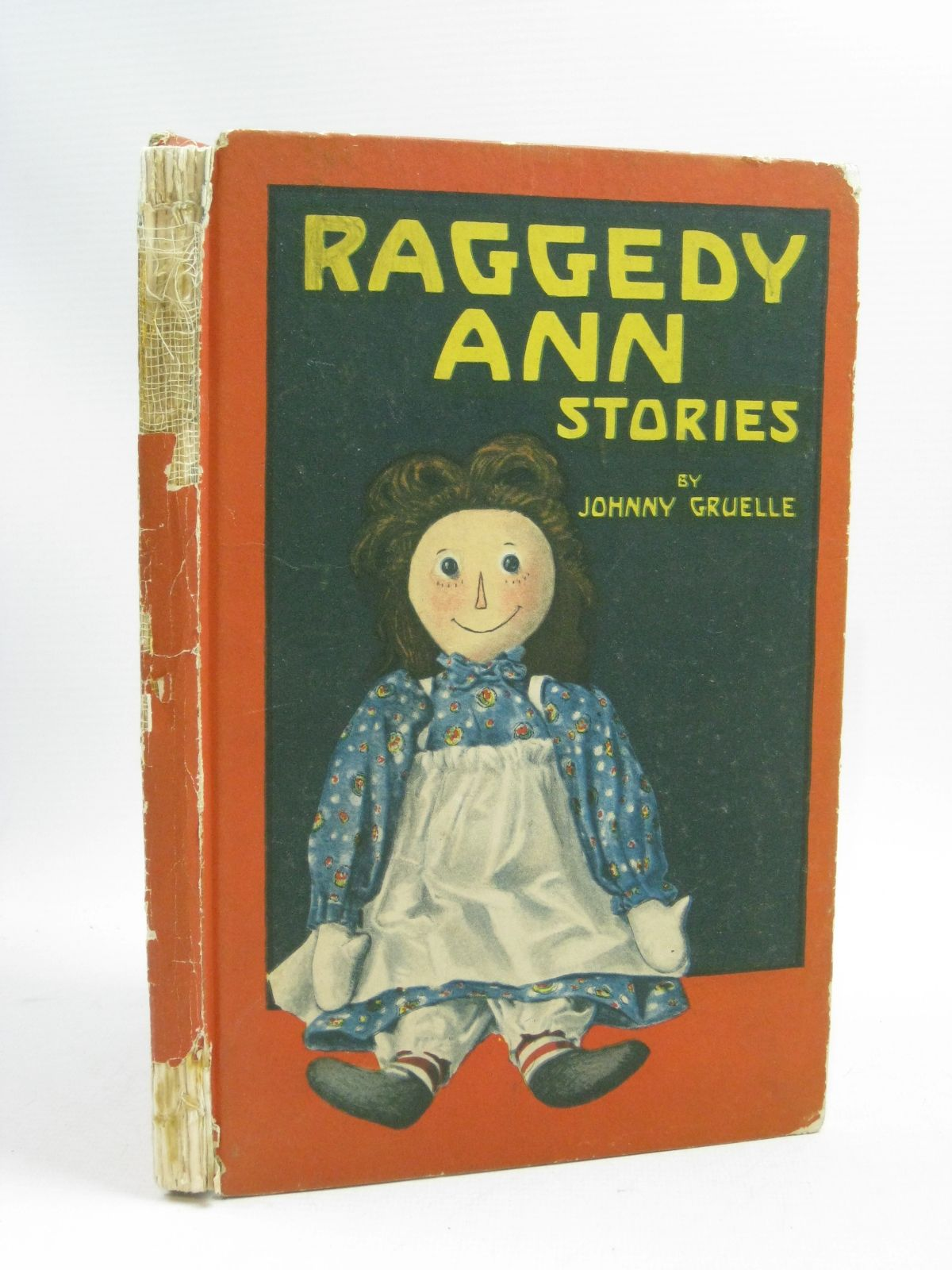 Photo of RAGGEDY ANN STORIES written by Gruelle, Johnny illustrated by Gruelle, Johnny published by P.F. Volland Company (STOCK CODE: 1505182)  for sale by Stella & Rose's Books