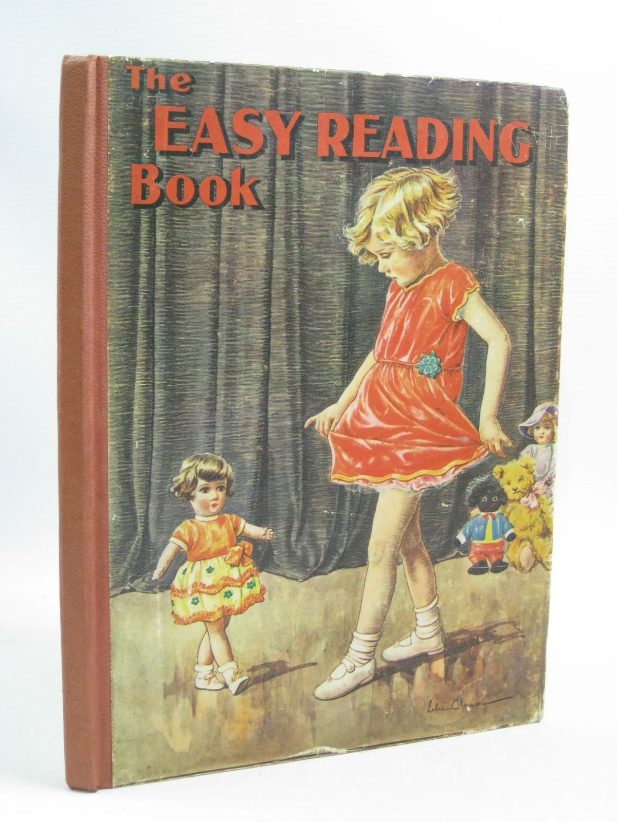 Photo of THE EASY READING BOOK written by Lambert, H.G.C. Marsh illustrated by Lambert, H.G.C. Marsh published by Ward, Lock & Co. Limited (STOCK CODE: 1505183)  for sale by Stella & Rose's Books