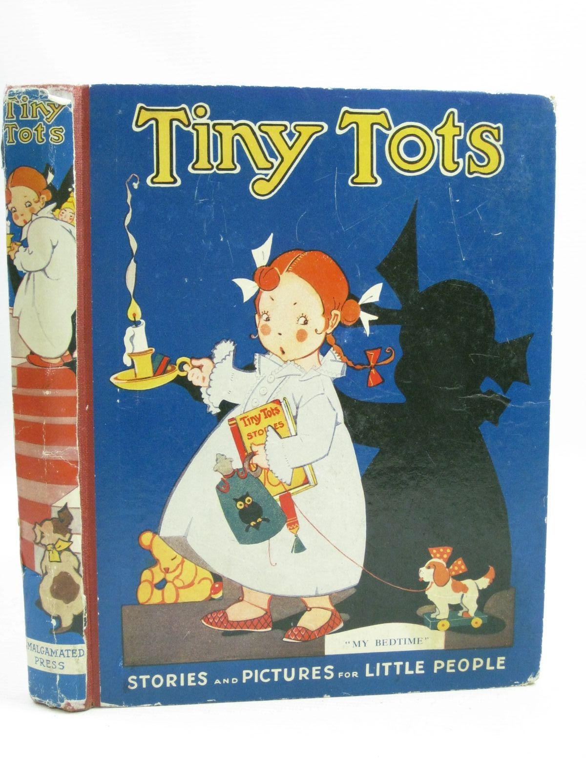 Photo of TINY TOTS 1930 written by Parkin, Dorothy M.<br />Stynes, Gladys<br />Ascham, Margaret<br />Lambert, H.G.C. Marsh<br />et al, illustrated by Lambert, H.G.C. Marsh<br />Rees, E. Dorothy<br />Burgess, Ethel K.<br />et al., published by The Amalgamated Press (STOCK CODE: 1505235)  for sale by Stella & Rose's Books