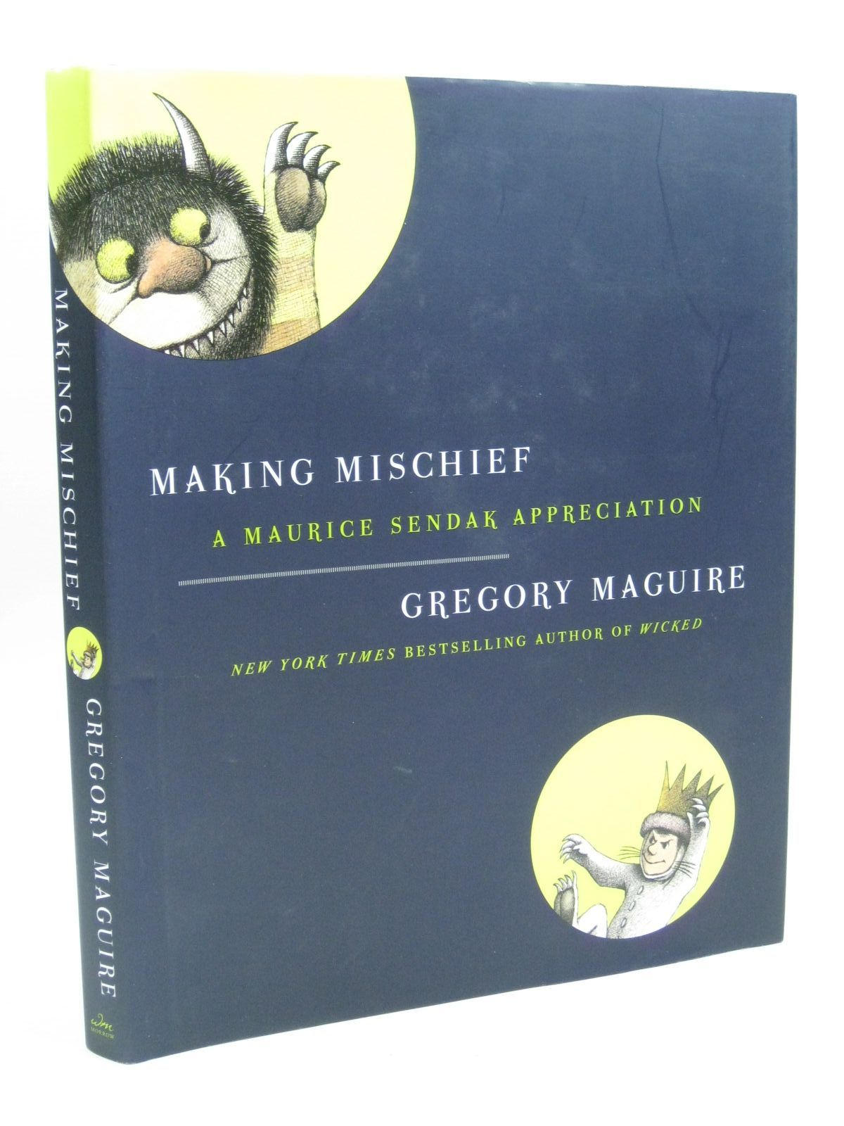Photo of MAKING MISCHIEF A MAURICE SENDAK APPRECIATION written by Maguire, Gregory illustrated by Sendak, Maurice published by William Morrow (STOCK CODE: 1505250)  for sale by Stella & Rose's Books