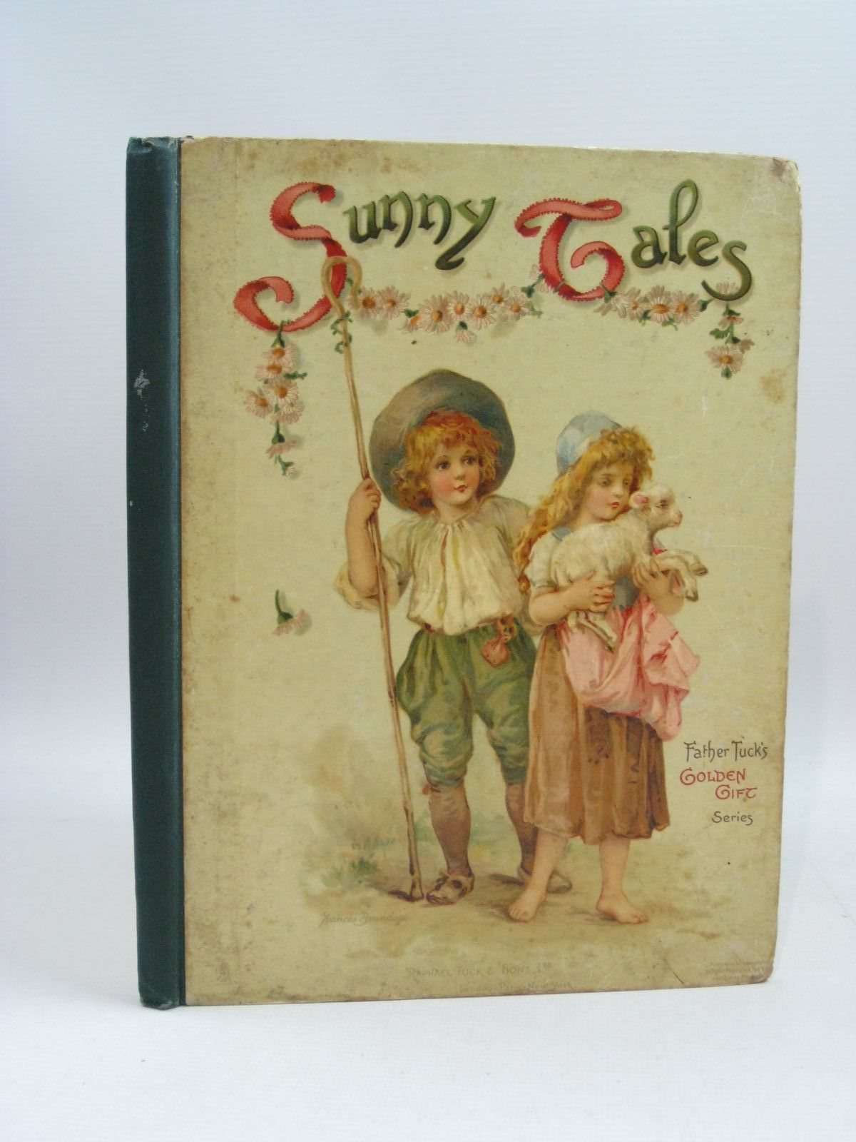 Photo of SUNNY TALES written by Hopper, Nora<br />Hoyer, M.A.<br />Bennett, S.E.<br />et al,<br />Vredenburg, Edric illustrated by Watkins, Jessie<br />Dixon, A.<br />Bowley, M.<br />et al., published by Raphael Tuck & Sons Ltd. (STOCK CODE: 1505282)  for sale by Stella & Rose's Books