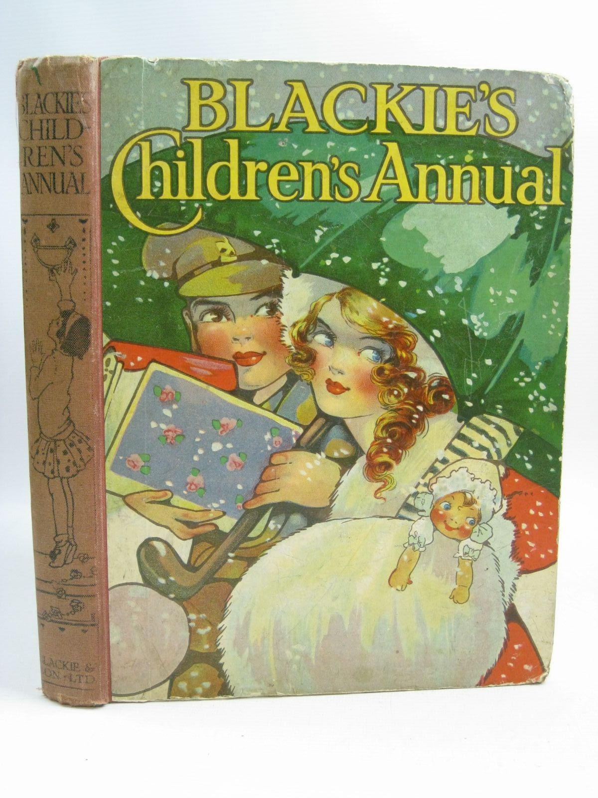 MRS STRANG'S ANNUAL FOR CHILDREN (14TH YEAR) written by ...