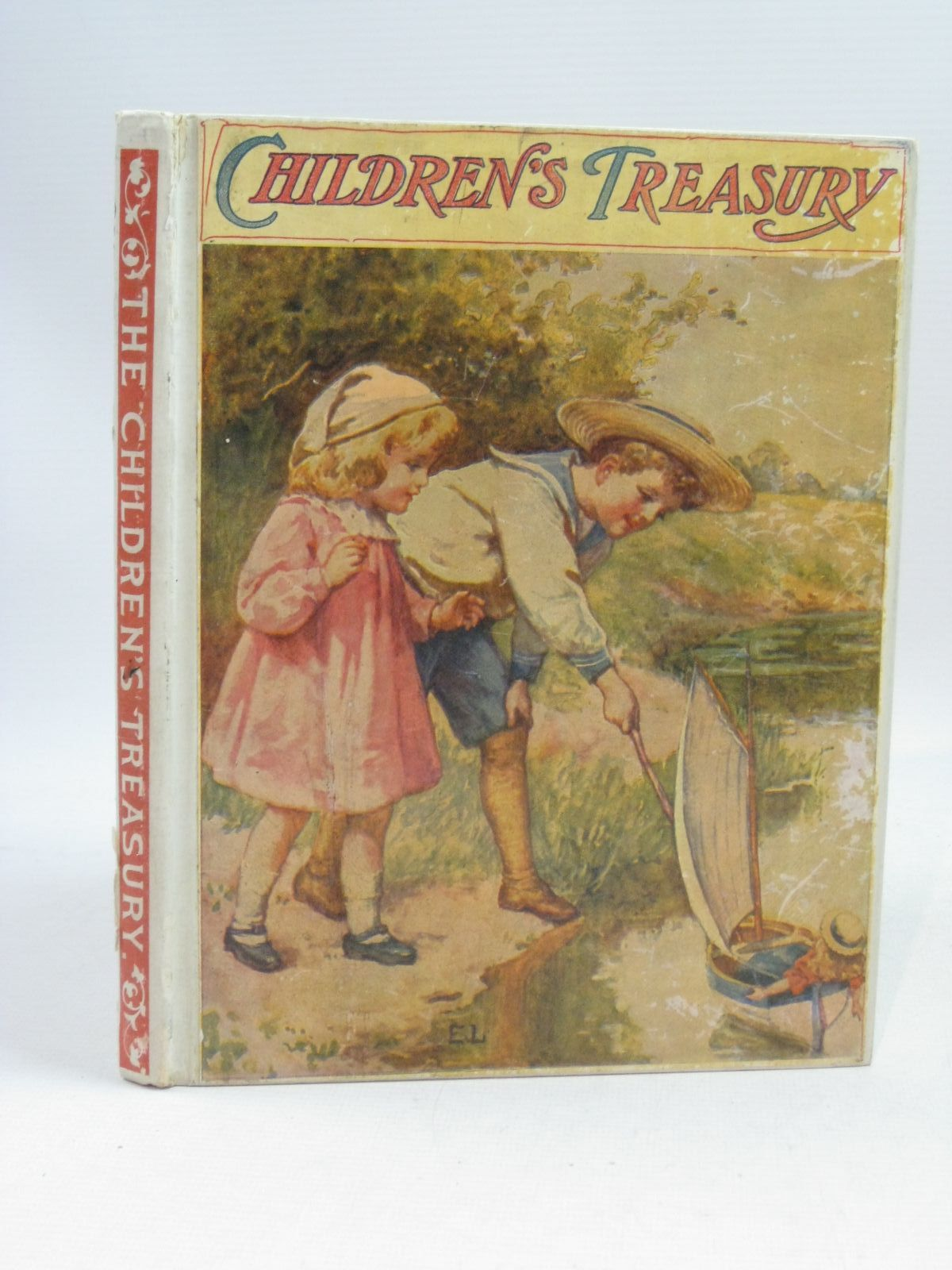 Photo of THE CHILDREN'S TREASURY OF PICTURES AND STORIES 1900 published by Thomas Nelson & Sons (STOCK CODE: 1505395)  for sale by Stella & Rose's Books