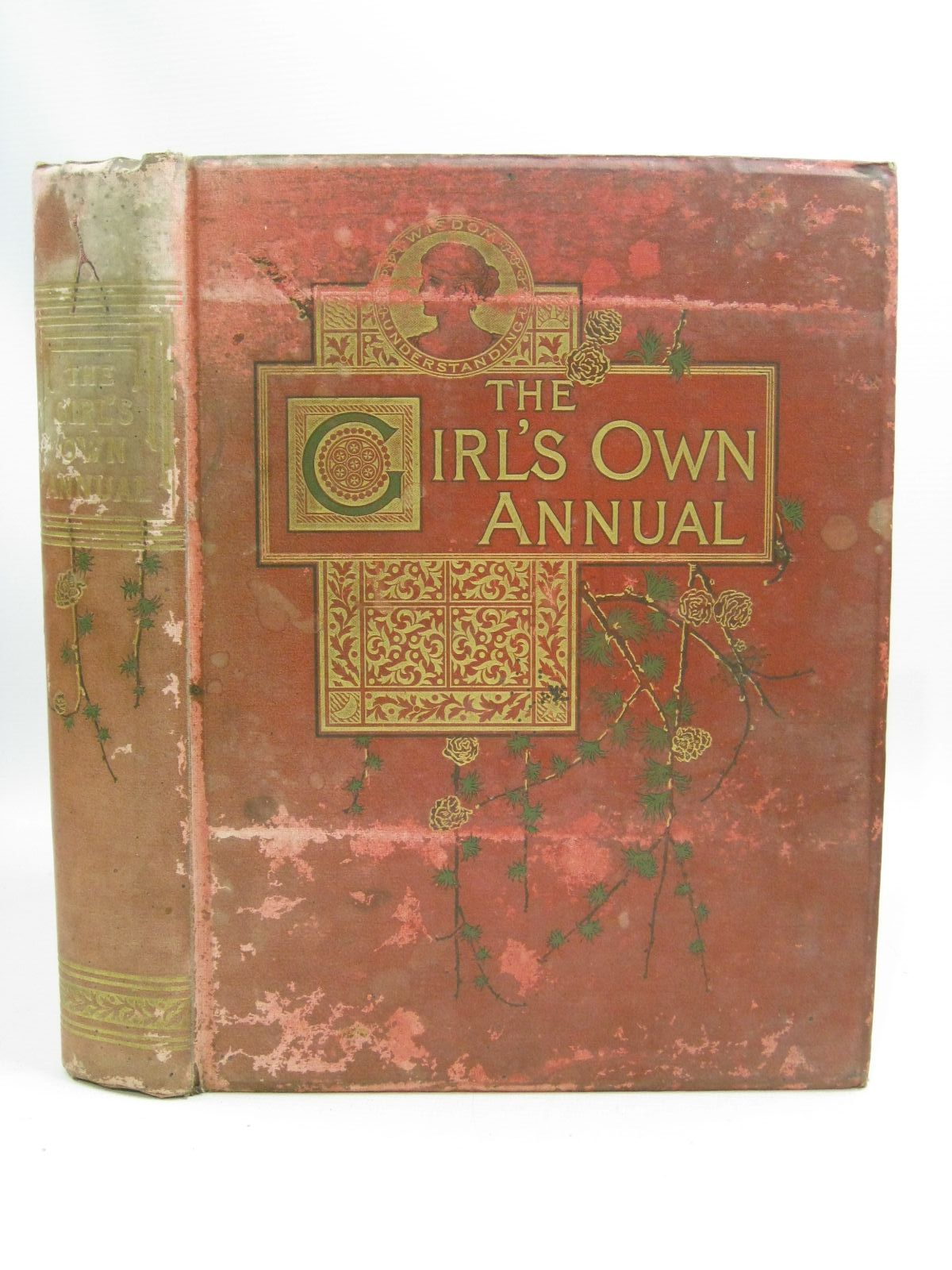 Photo of THE GIRL'S OWN ANNUAL - VOLUME 11 written by Stables, Gordon<br />et al,  illustrated by Allen, John<br />et al.,  published by Girl's Own Paper (STOCK CODE: 1505417)  for sale by Stella & Rose's Books