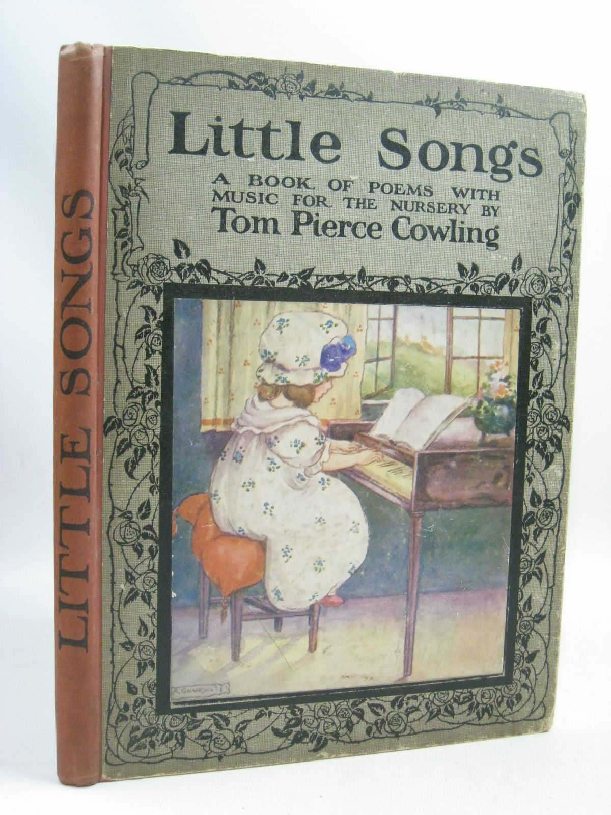 Photo of LITTLE SONGS written by Cowling, Tom Pierce illustrated by Govey, Lilian Amy published by Henry Frowde, Hodder & Stoughton (STOCK CODE: 1505818)  for sale by Stella & Rose's Books