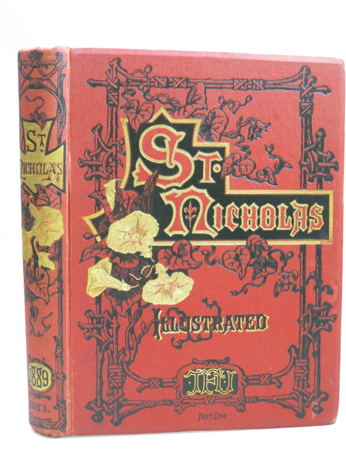 Photo of ST. NICHOLAS AN ILLUSTRATED MAGAZINE FOR YOUNG FOLKS written by Dodge, Mary Mapes published by The Century Co. (STOCK CODE: 1505839)  for sale by Stella & Rose's Books