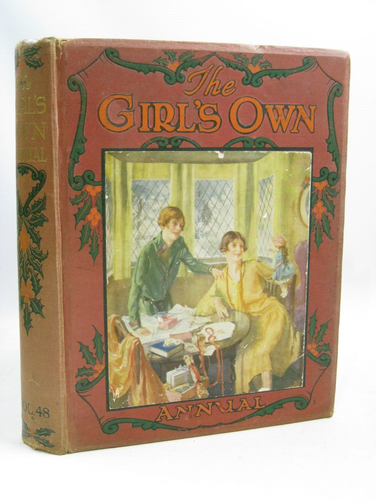 Photo of THE GIRL'S OWN ANNUAL VOLUME 48 written by Klickmann, Flora published by Girl's Own Paper (STOCK CODE: 1505863)  for sale by Stella & Rose's Books