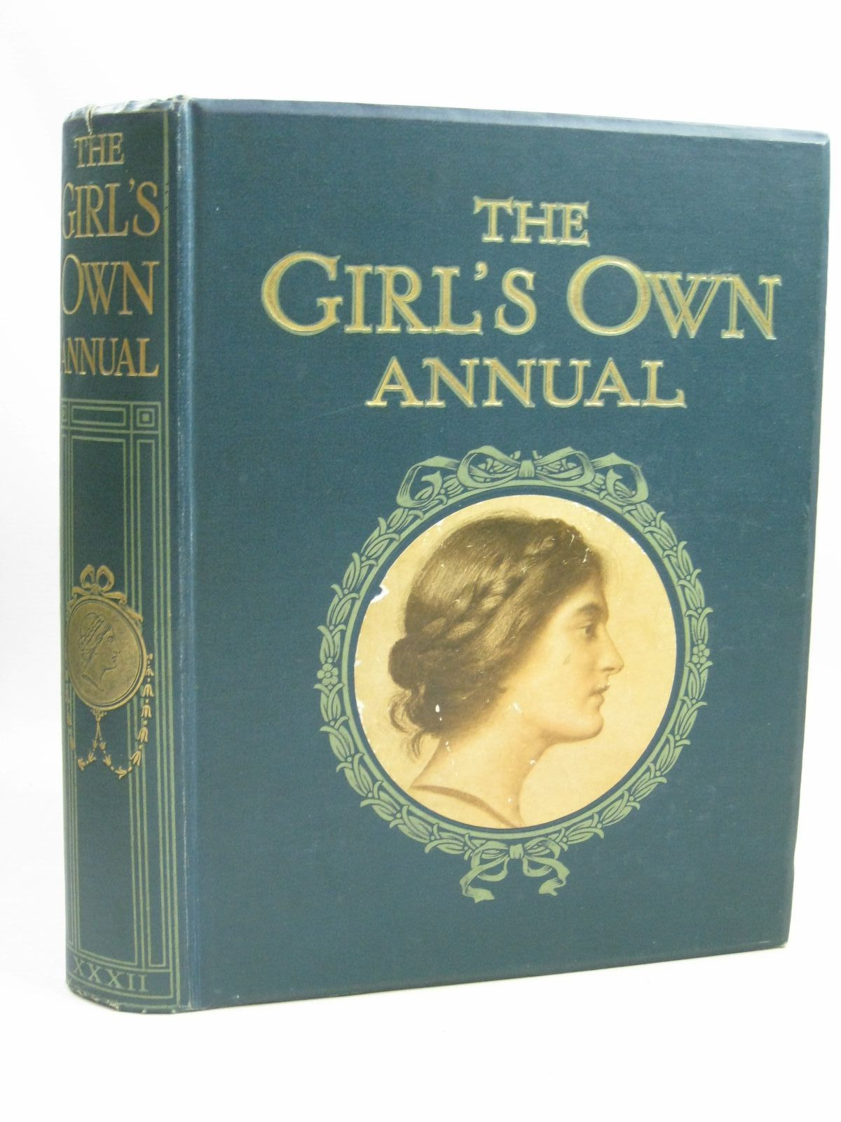 Photo of THE GIRL'S OWN ANNUAL VOLUME XXXII written by Klickmann, Flora<br />Armfield, Mrs. Maxwell<br />et al, published by Girl's Own Paper (STOCK CODE: 1505865)  for sale by Stella & Rose's Books