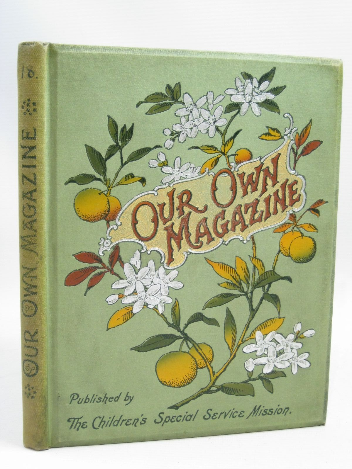 Photo of OUR OWN MAGAZINE VOLUME XVIII written by Bishop, T.B. published by The Children's Special Service Mission (STOCK CODE: 1505911)  for sale by Stella & Rose's Books