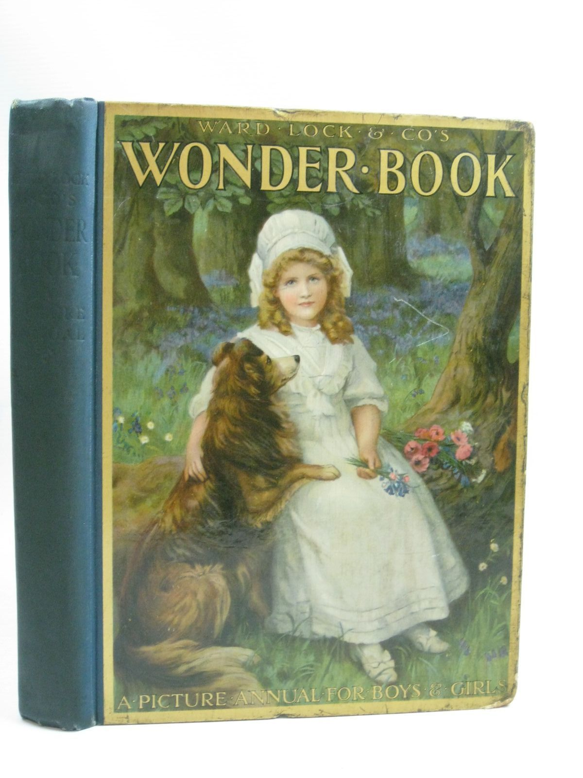 Photo of WARD LOCK & CO'S WONDER BOOK 1911 written by Golding, Harry<br />Herbertson, Agnes Grozier<br />Pope, Jessie<br />Davidson, Gladys<br />Harris, A.L.<br />et al, illustrated by Pearse, S.B.<br />Maybank, Thomas<br />Pope, Jessie<br />et al., published by Ward, Lock & Co. Ltd. (STOCK CODE: 1506006)  for sale by Stella & Rose's Books