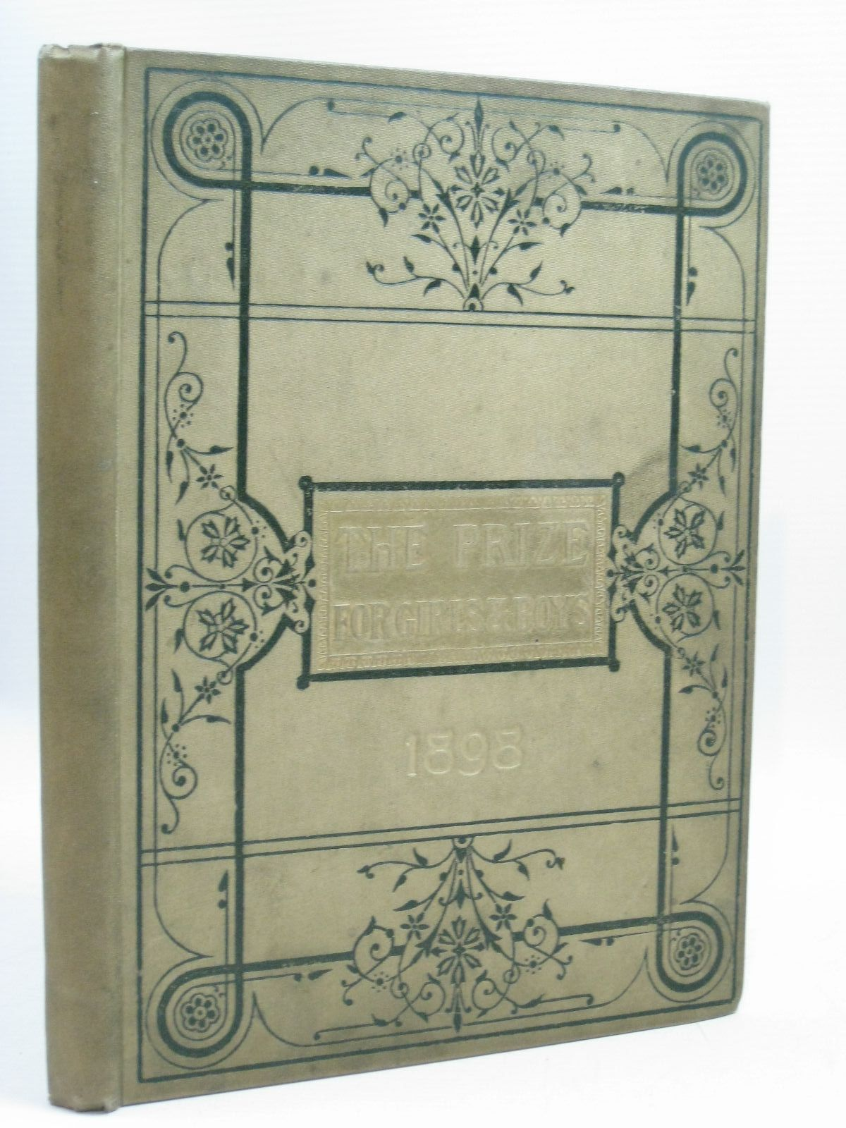 Photo of THE PRIZE FOR GIRLS AND BOYS 1898 published by Wells Gardner, Darton & Co. (STOCK CODE: 1506082)  for sale by Stella & Rose's Books