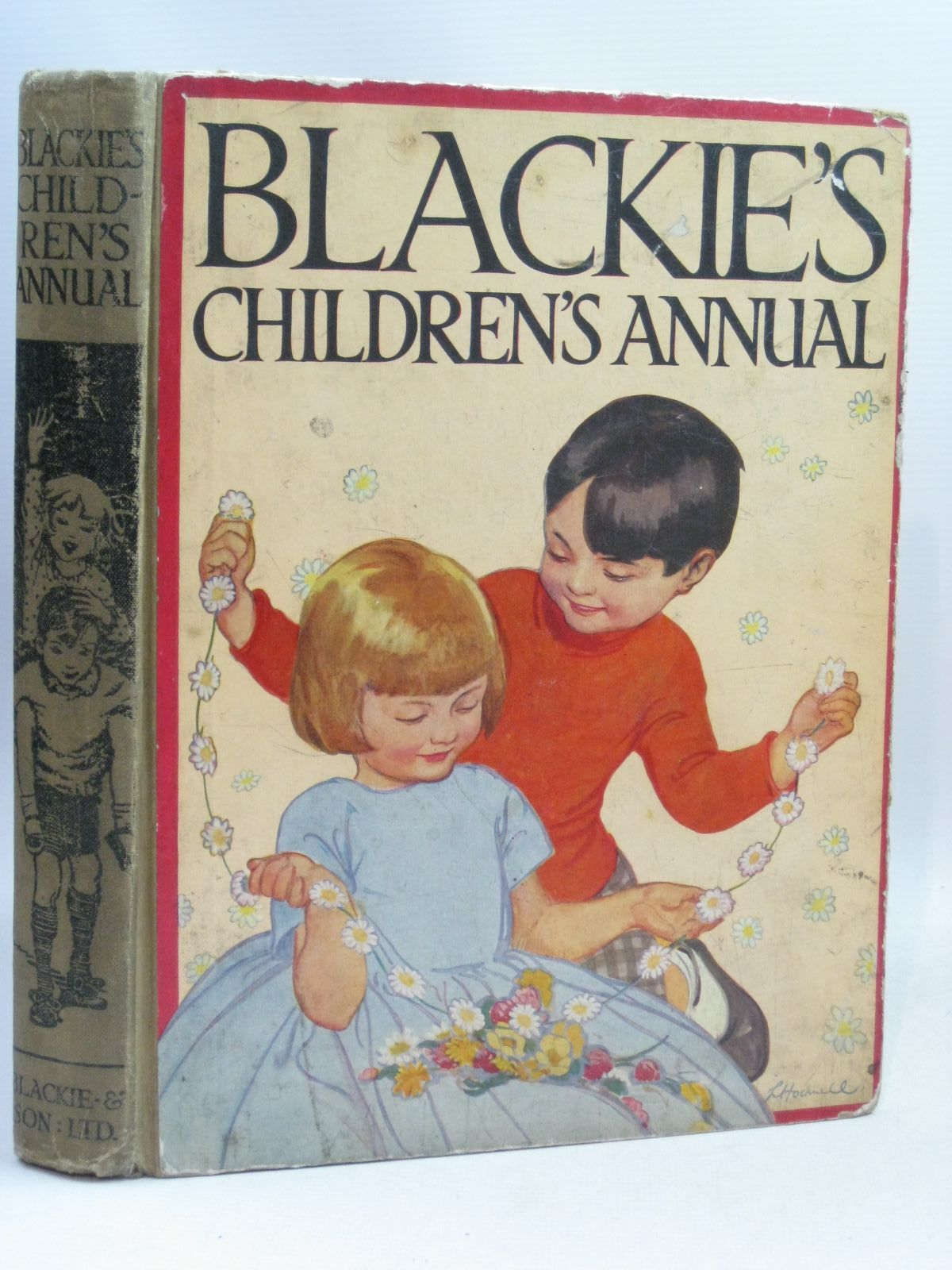 Photo of BLACKIE'S CHILDREN'S ANNUAL 20TH YEAR written by Barnes, Madeline<br />Heward, Constance<br />Talbot, Ethel<br />et al,  illustrated by Brisley, Nina K.<br />Attwell, Mabel Lucie<br />Barker, Cicely Mary<br />et al.,  published by Blackie & Son Ltd. (STOCK CODE: 1506151)  for sale by Stella & Rose's Books