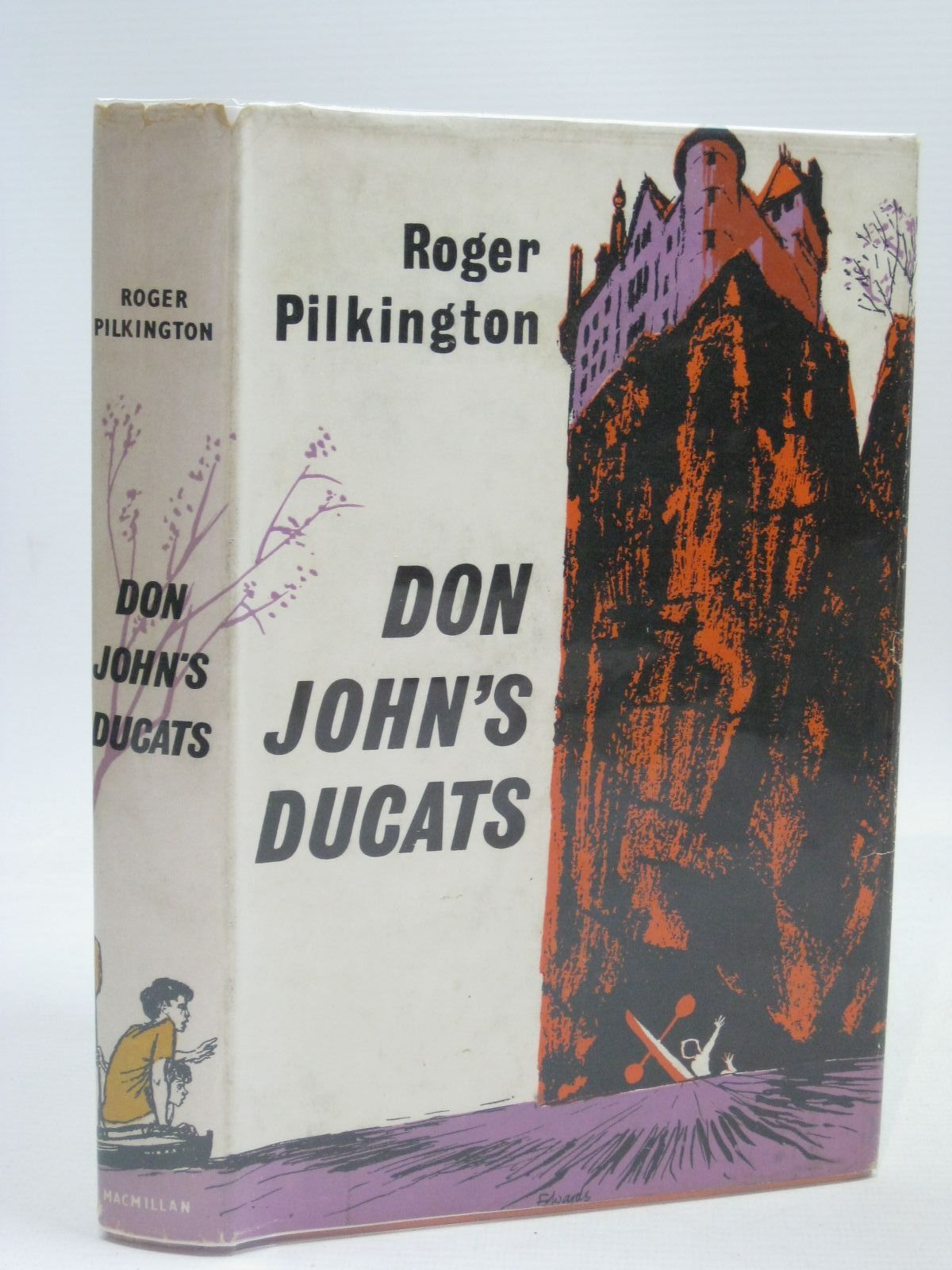 Photo of DON JOHN'S DUCATS written by Pilkington, Roger illustrated by Edwards, Peter published by Macmillan & Co. Ltd. (STOCK CODE: 1506208)  for sale by Stella & Rose's Books