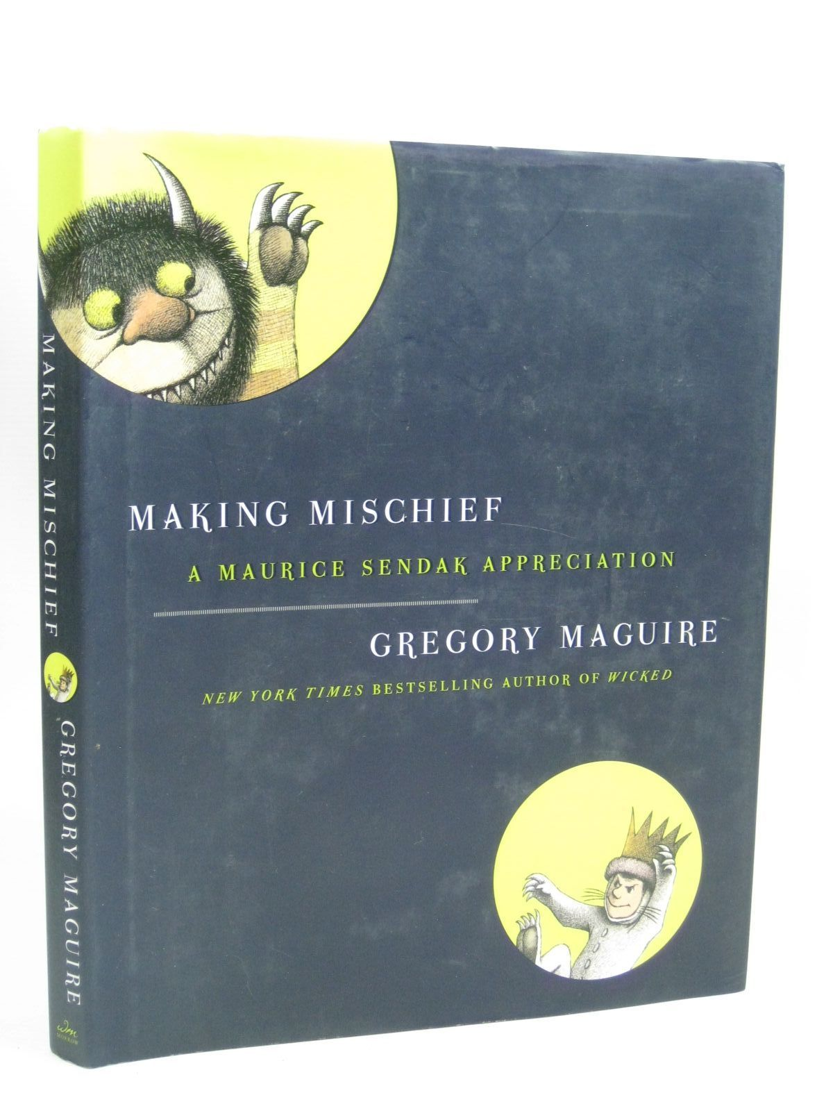 Photo of MAKING MISCHIEF A MAURICE SENDAK APPRECIATION written by Maguire, Gregory illustrated by Sendak, Maurice published by William Morrow (STOCK CODE: 1506292)  for sale by Stella & Rose's Books