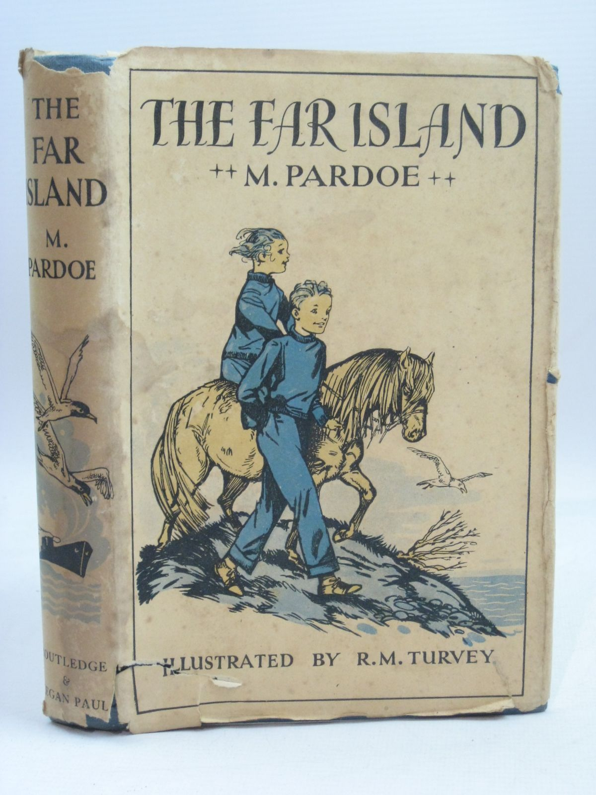Photo of THE FAR ISLAND written by Pardoe, M. illustrated by Turvey, Rosalind M. published by Routledge & Kegan Paul Ltd (STOCK CODE: 1506380)  for sale by Stella & Rose's Books