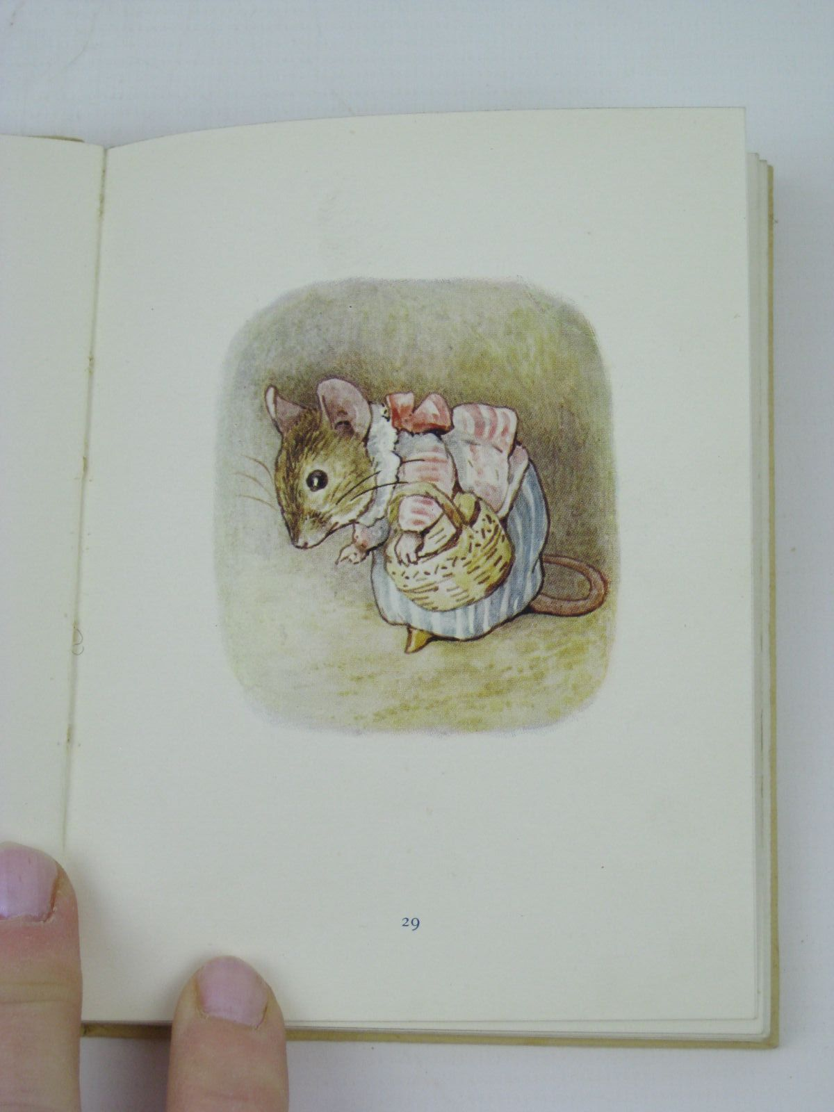 Photo of THE TALE OF MRS. TITTLEMOUSE written by Potter, Beatrix illustrated by Potter, Beatrix published by Frederick Warne & Co Ltd. (STOCK CODE: 1506619)  for sale by Stella & Rose's Books
